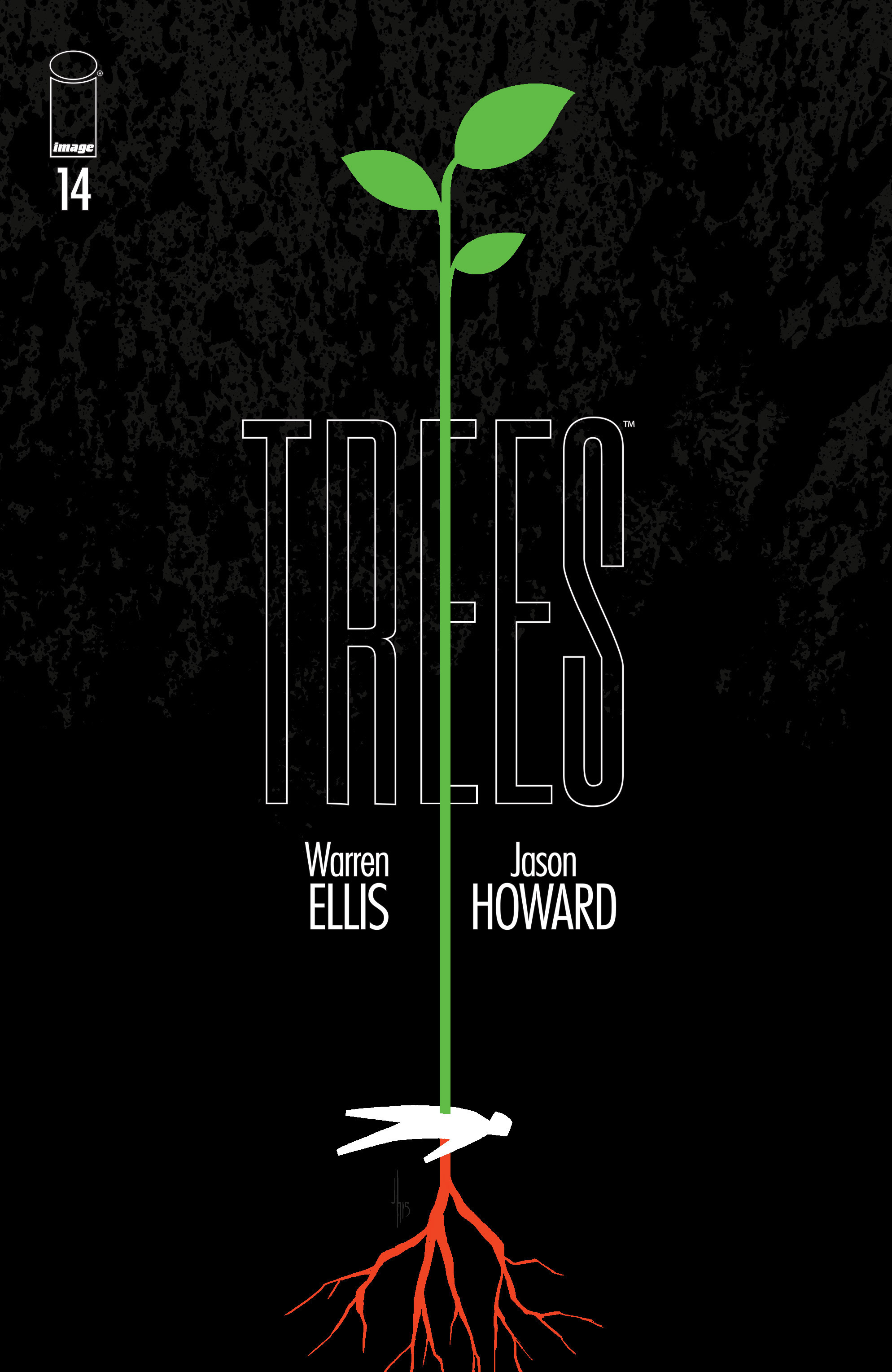 Read online Trees comic -  Issue #14 - 1