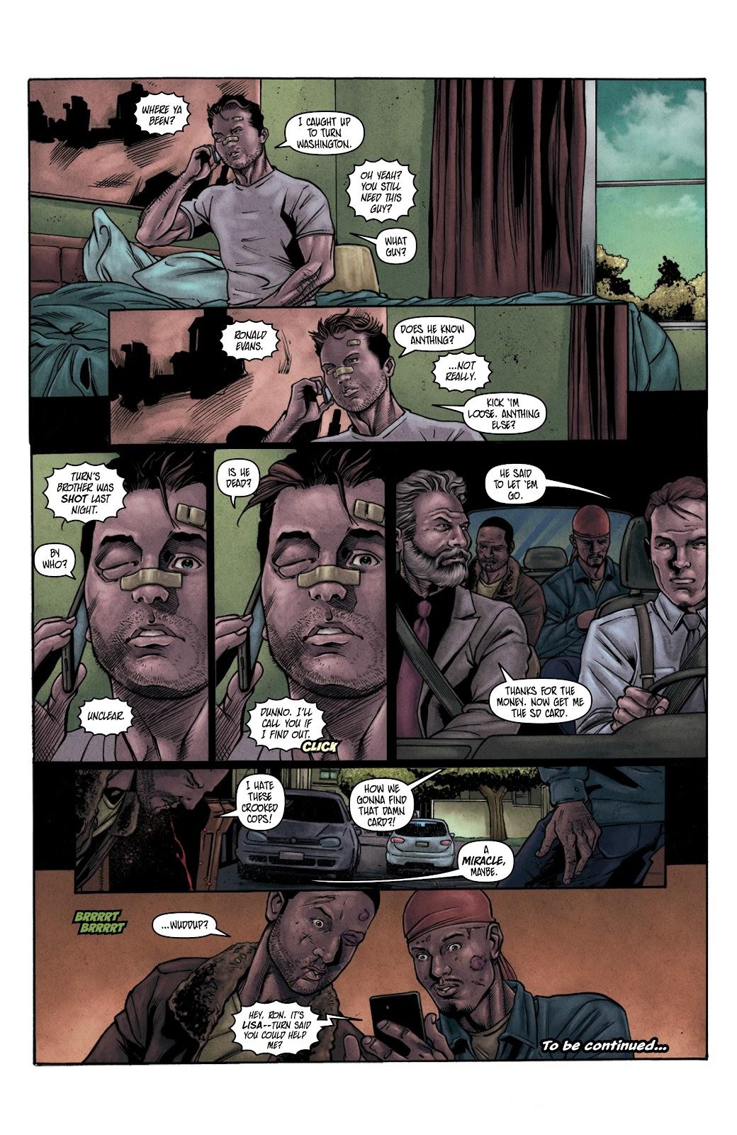 Read online Vindication comic -  Issue #3 - 24