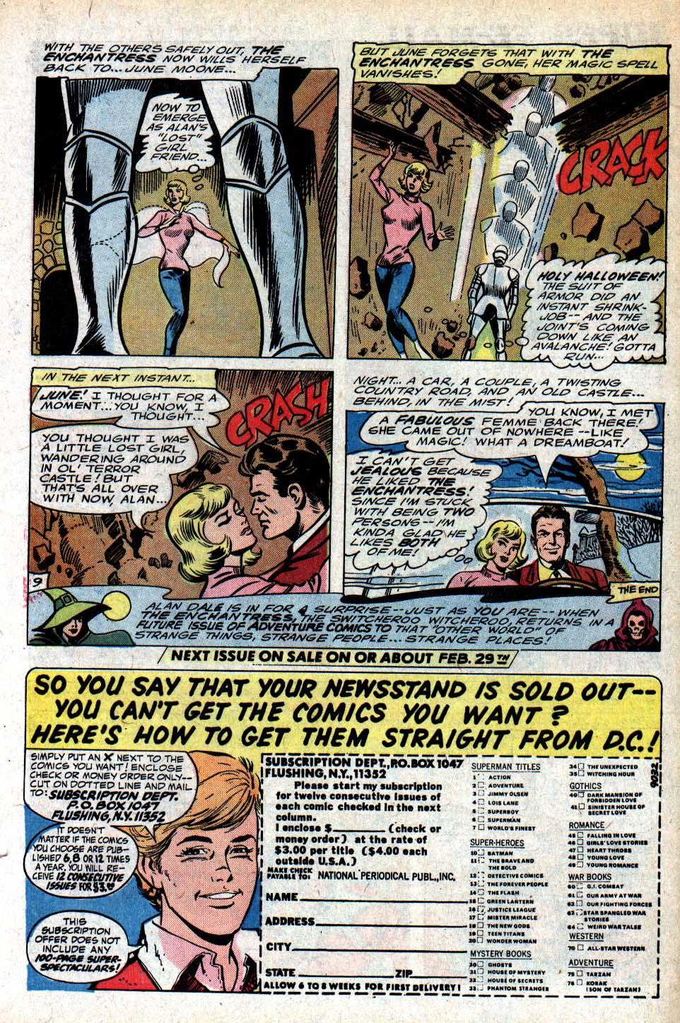 Read online Adventure Comics (1938) comic -  Issue #417 - 48