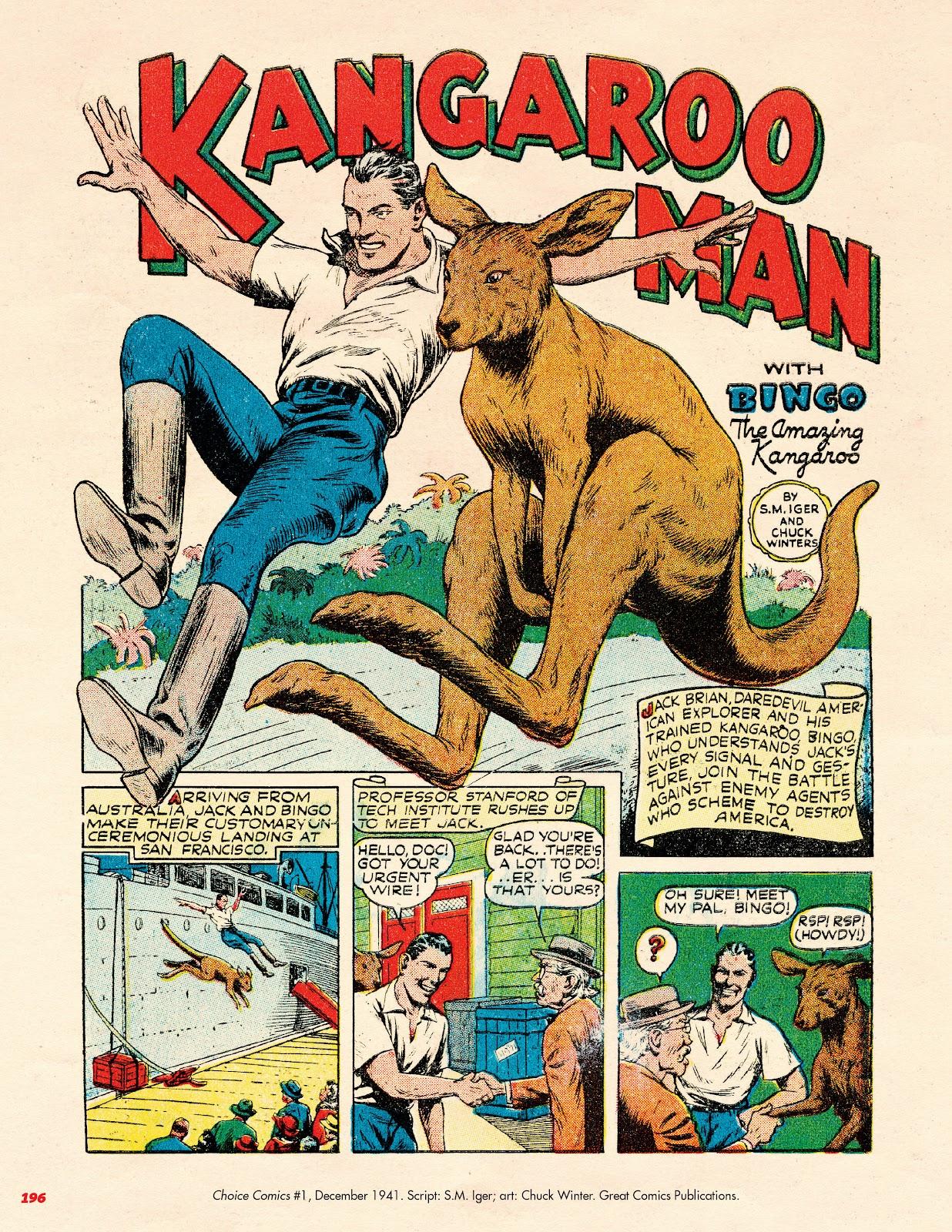 Read online Super Weird Heroes comic -  Issue # TPB 1 (Part 2) - 96