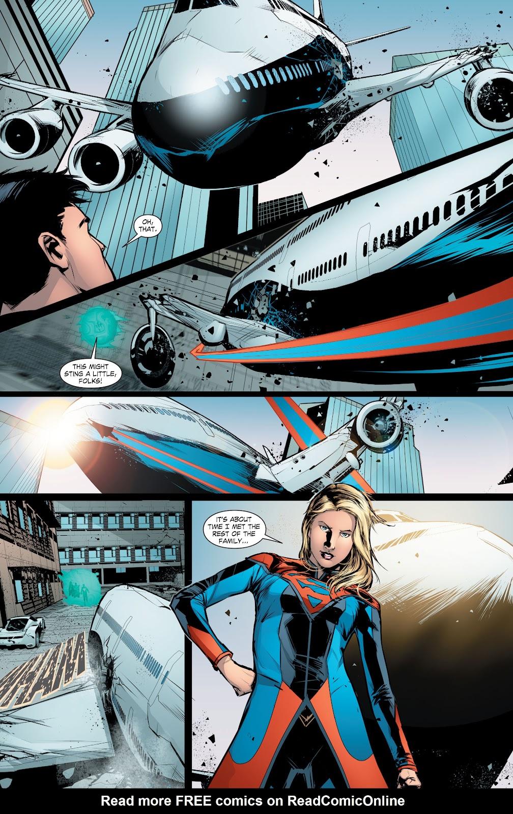 Read online Smallville Season 11 [II] comic -  Issue # TPB 8 - 121