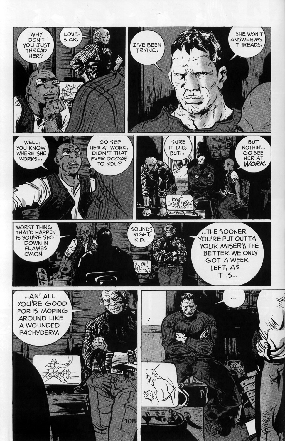 Read online 100% comic -  Issue #3 - 14