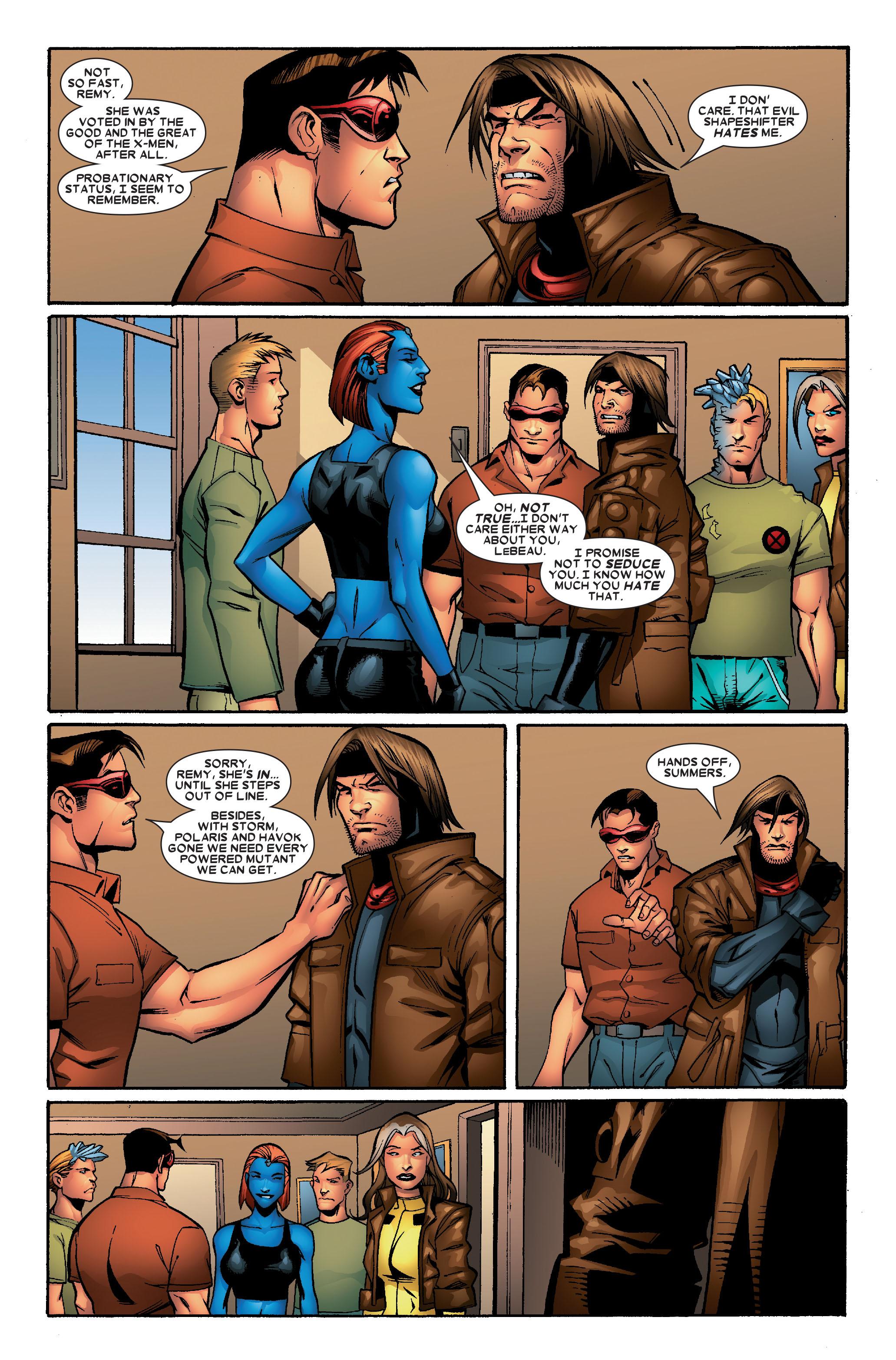 X-Men (1991) 181 Page 17