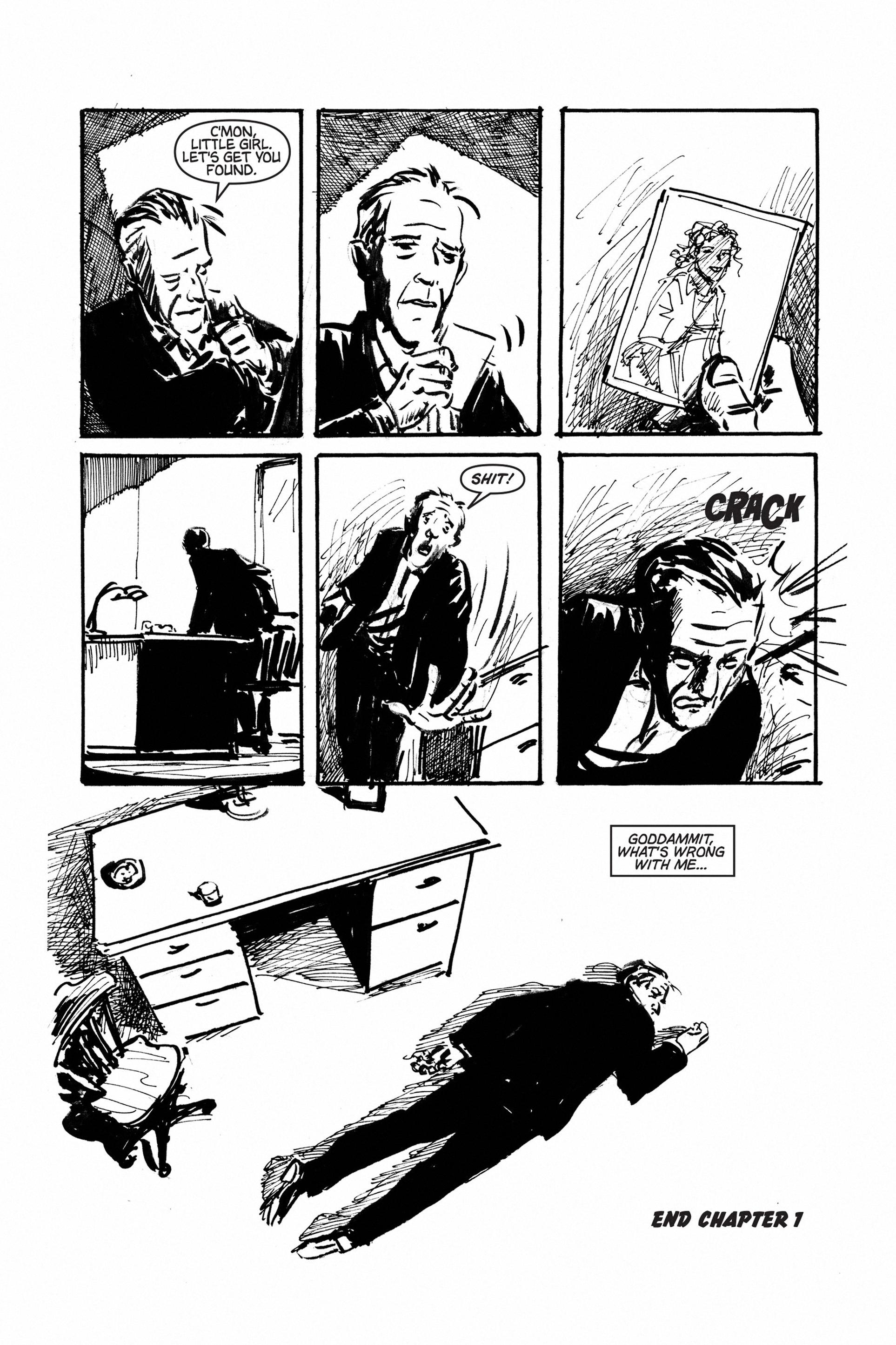 Read online Tumor comic -  Issue # TPB - 34