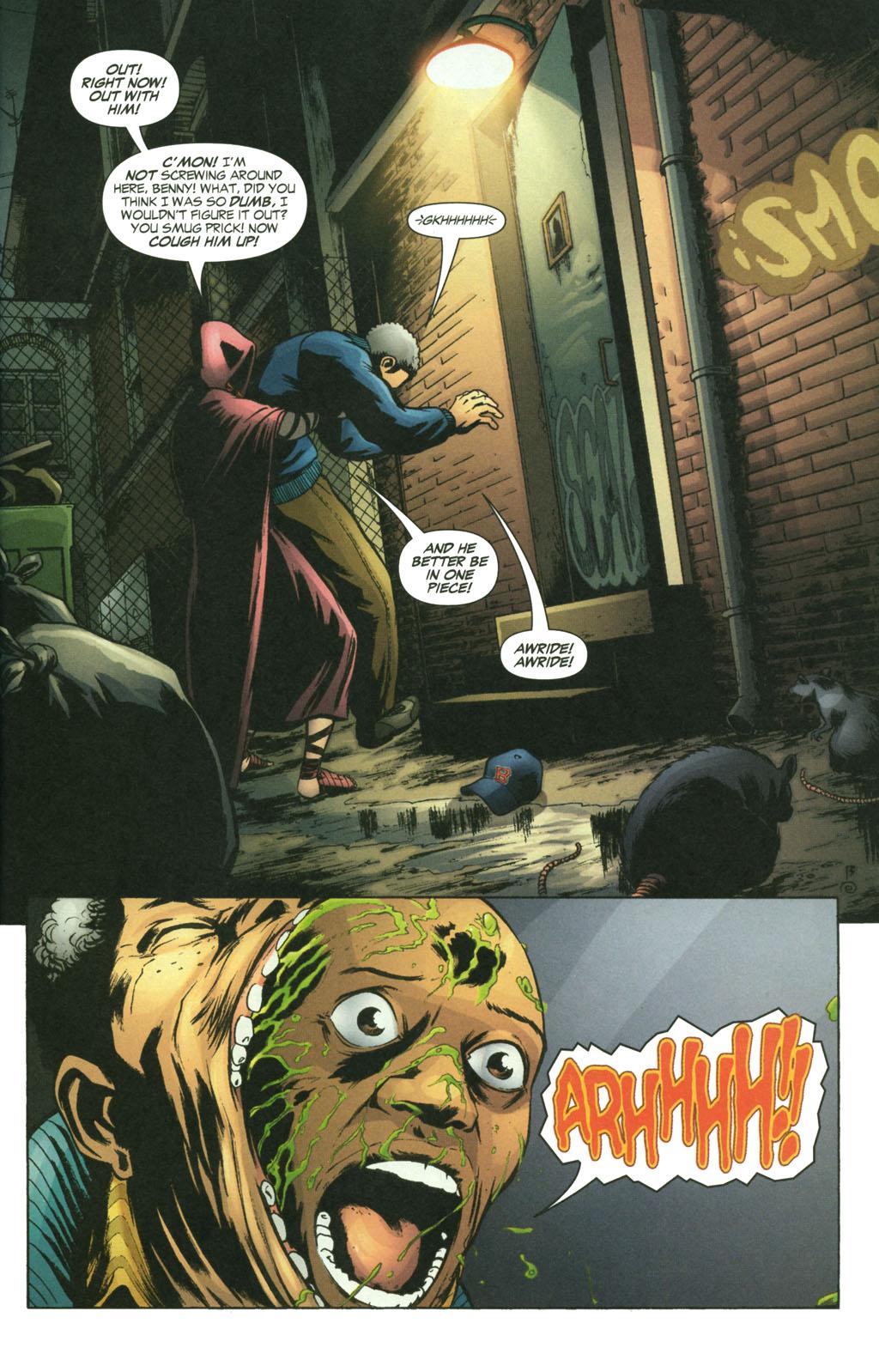 Read online Fallen Angel (2003) comic -  Issue #14 - 21