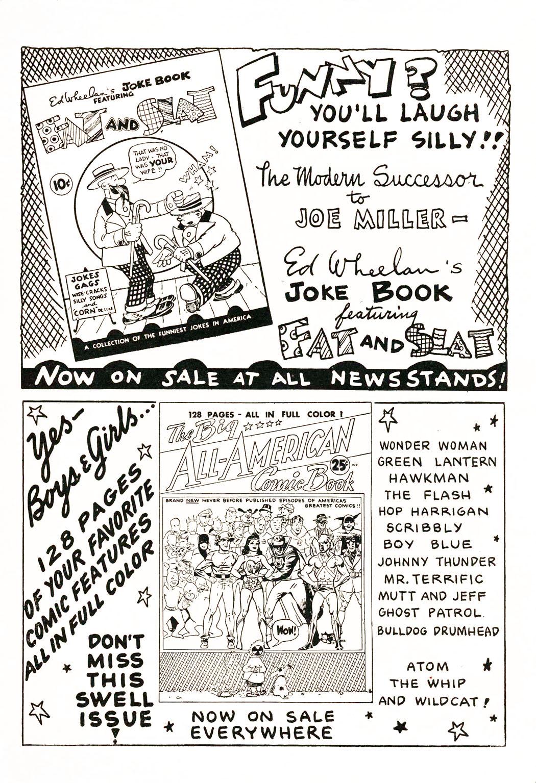 Read online Sensation (Mystery) Comics comic -  Issue #39 - 51