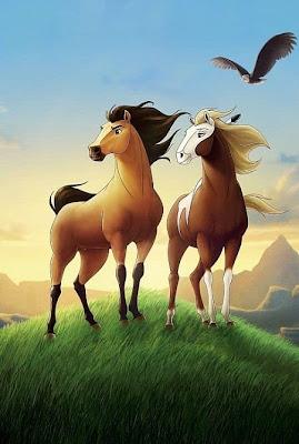 Chú Ngựa Spirit: Tuấn Mã Dòng Cimarron