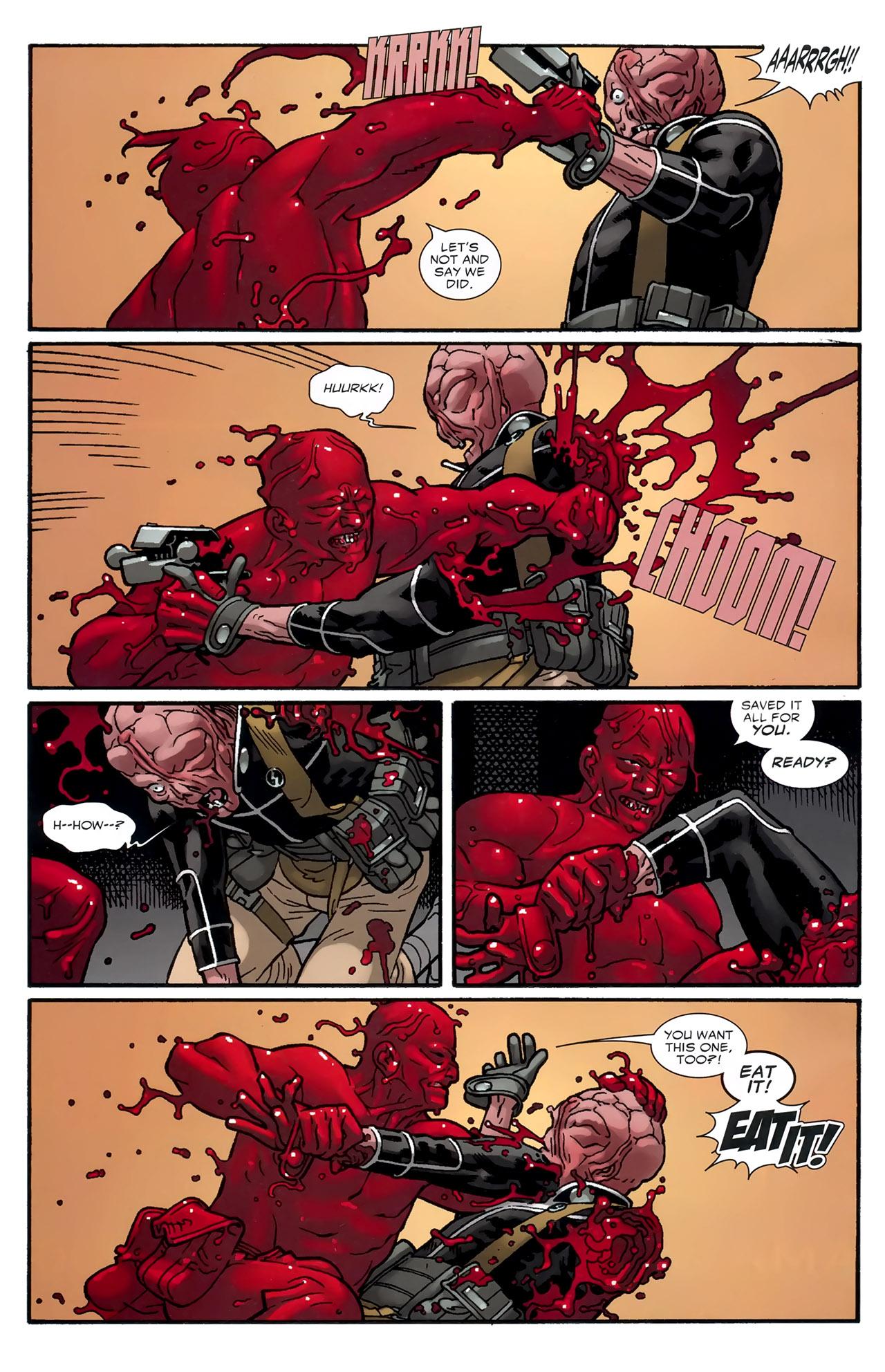 Read online Destroyer comic -  Issue #3 - 18