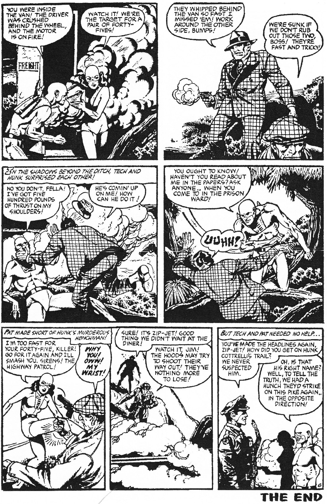 Read online Men of Mystery Comics comic -  Issue #74 - 42
