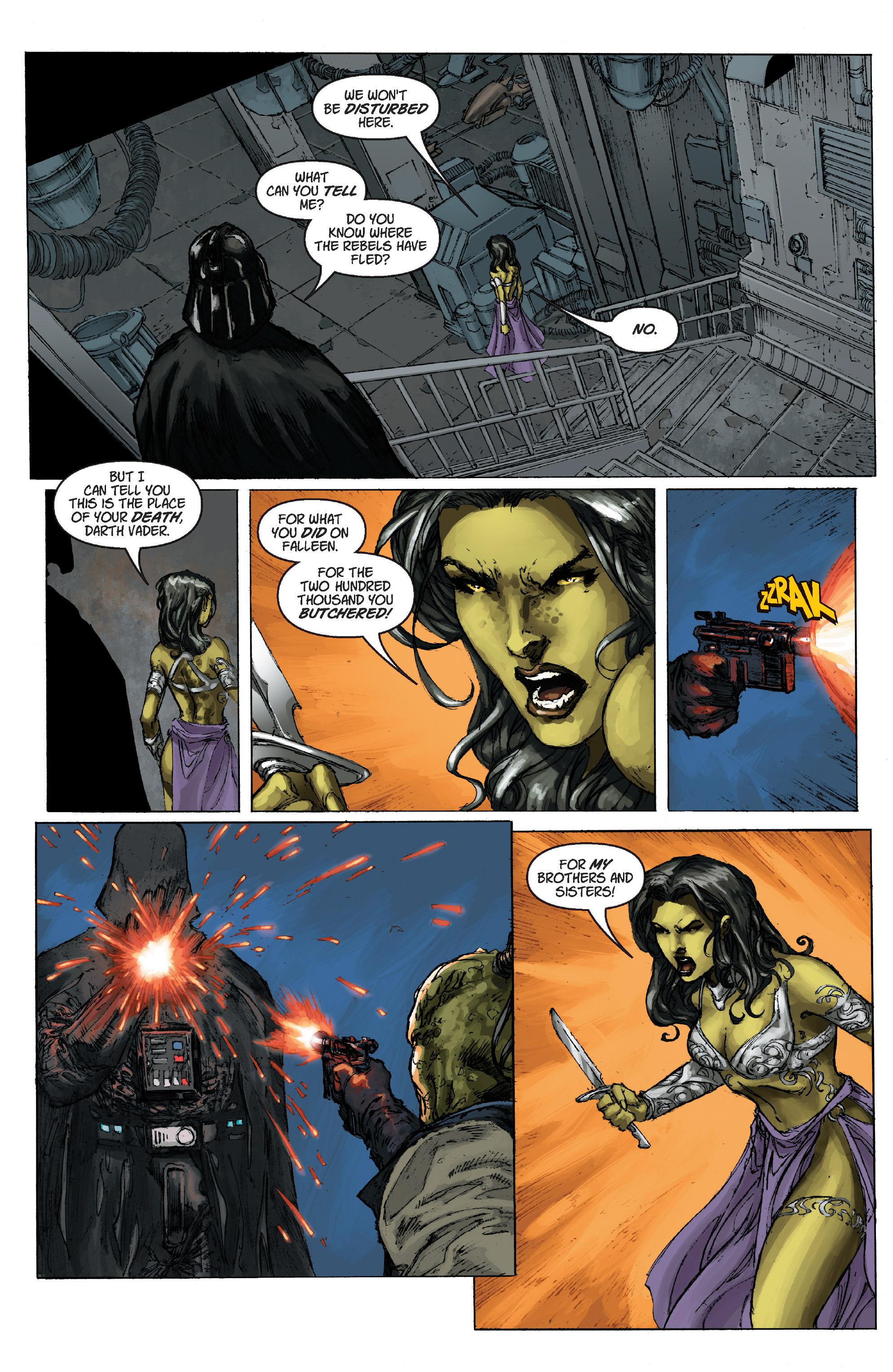 Read online Star Wars Omnibus comic -  Issue # Vol. 17 - 297