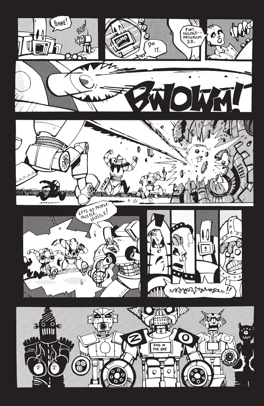 Read online Scud: The Disposable Assassin: The Whole Shebang comic -  Issue # TPB (Part 3) - 29