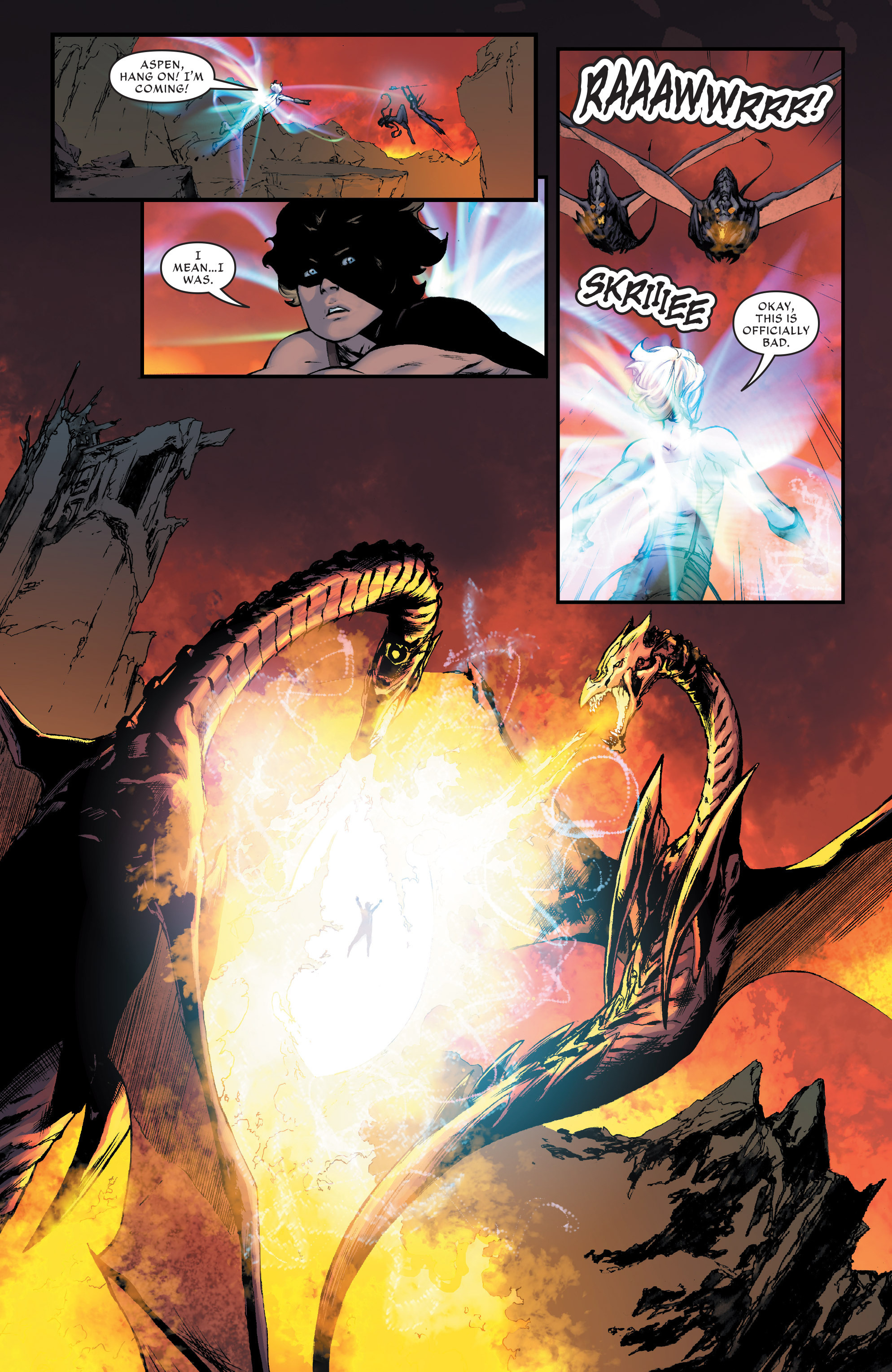 Read online Aspen Universe: Revelations comic -  Issue #2 - 9