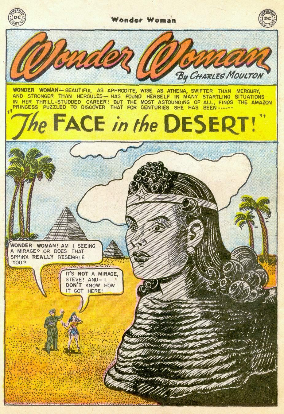 Read online Wonder Woman (1942) comic -  Issue #76 - 13