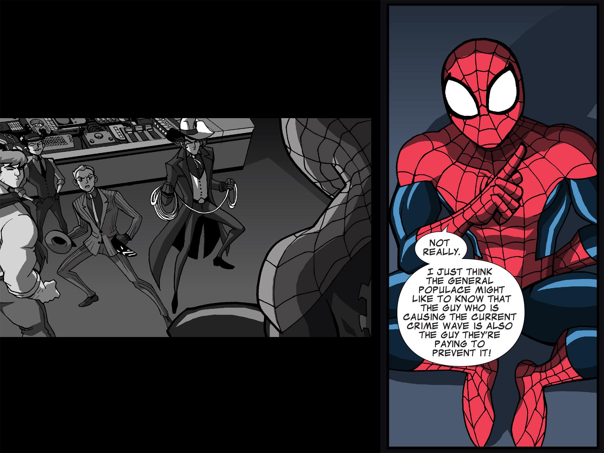 Read online Ultimate Spider-Man (Infinite Comics) (2015) comic -  Issue #19 - 11