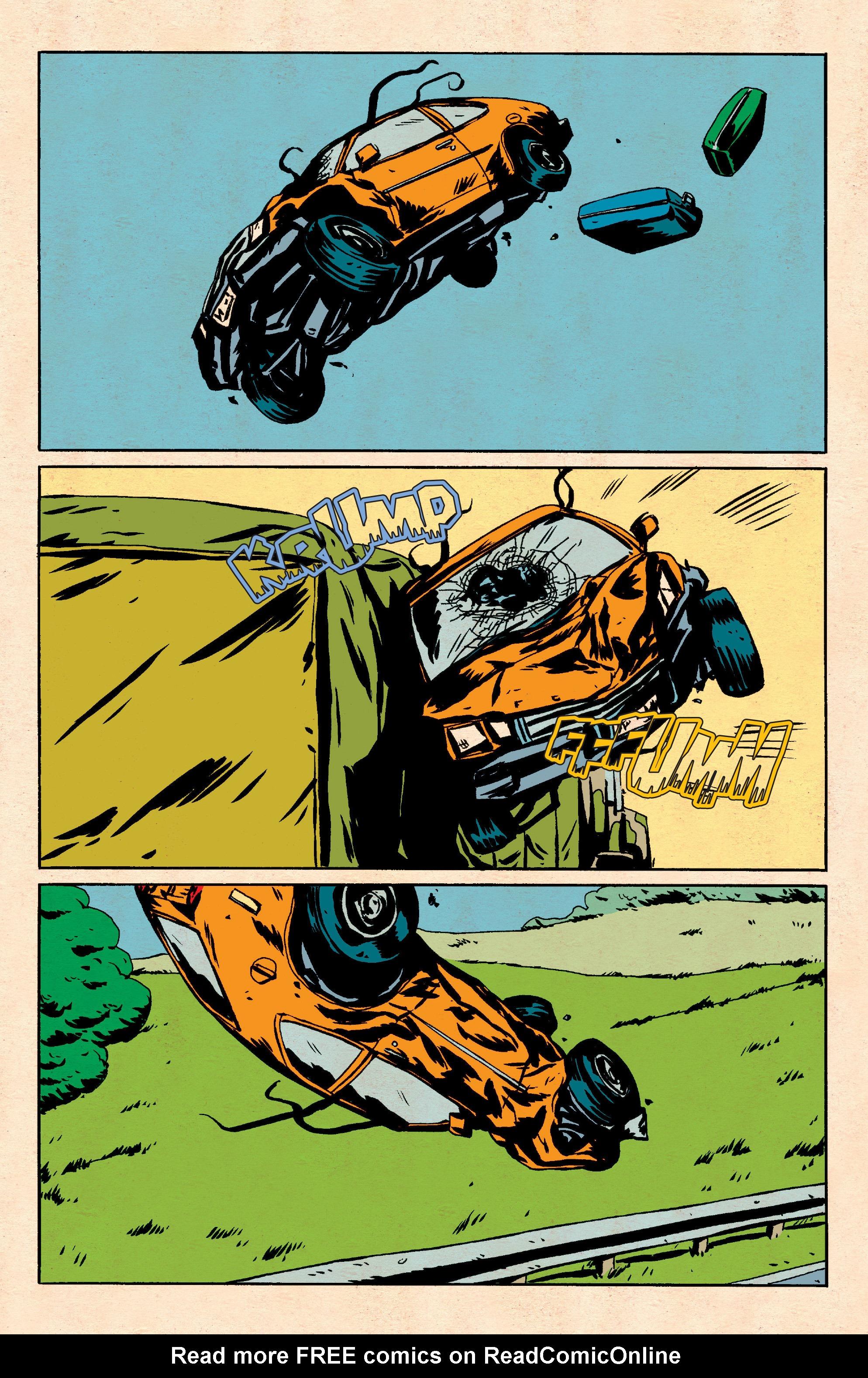 Read online Alias comic -  Issue #22 - 13