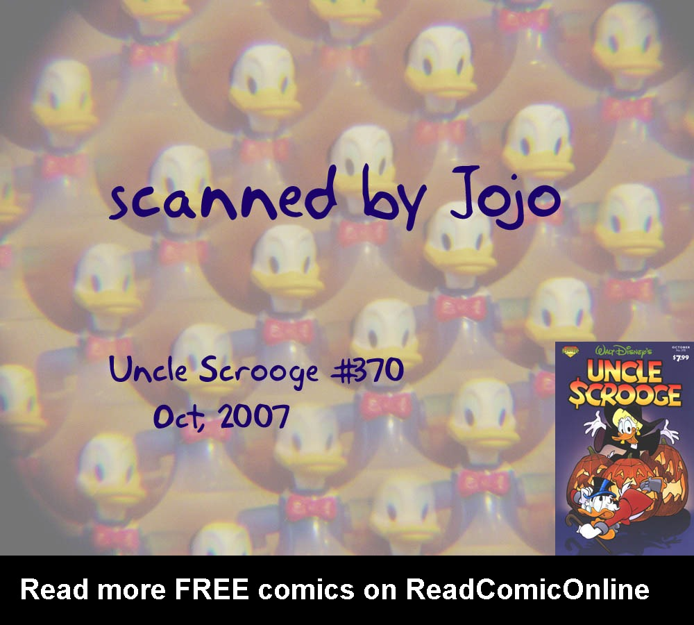 Read online Uncle Scrooge (1953) comic -  Issue #370 - 69