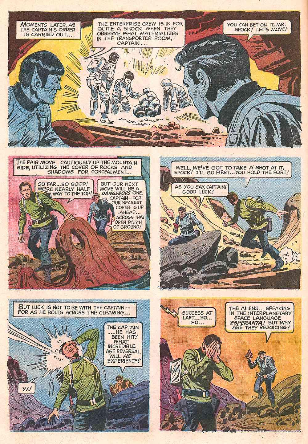 Star Trek (1967) issue 8 - Page 9