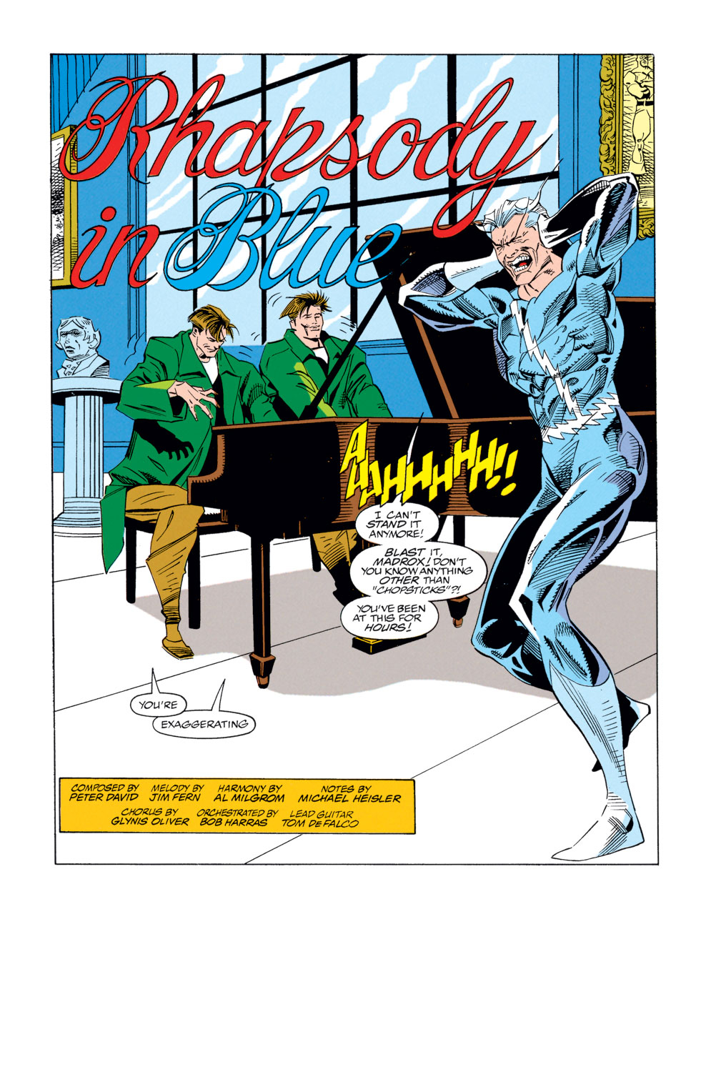 Read online X-Factor (1986) comic -  Issue #79 - 3