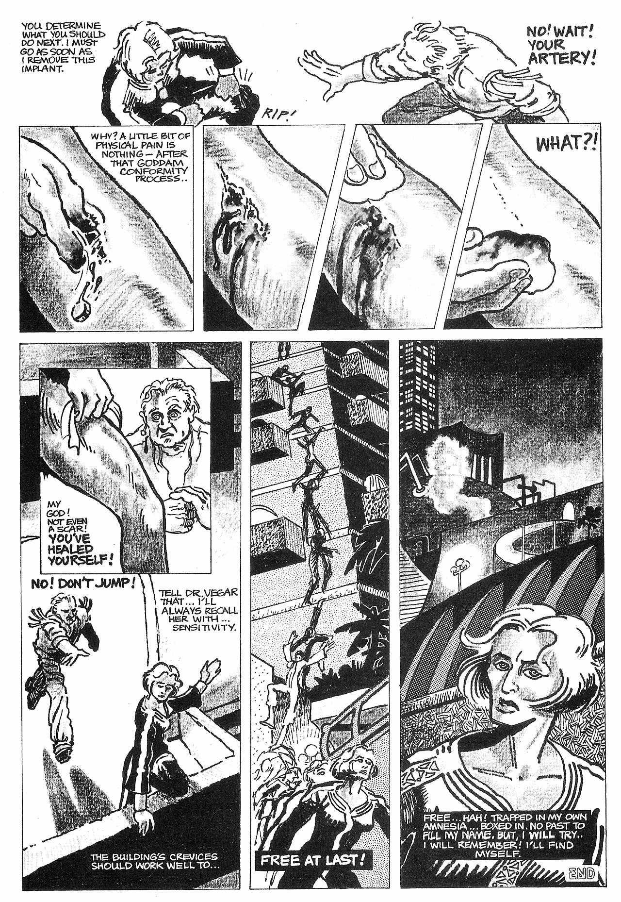 Read online Star*Reach comic -  Issue #11 - 33