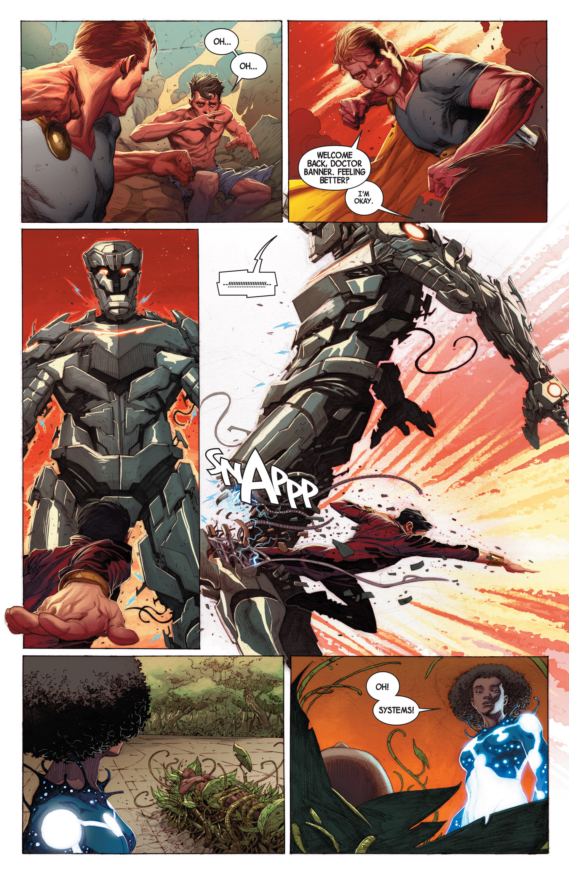 Read online Avengers (2013) comic -  Issue #3 - 19