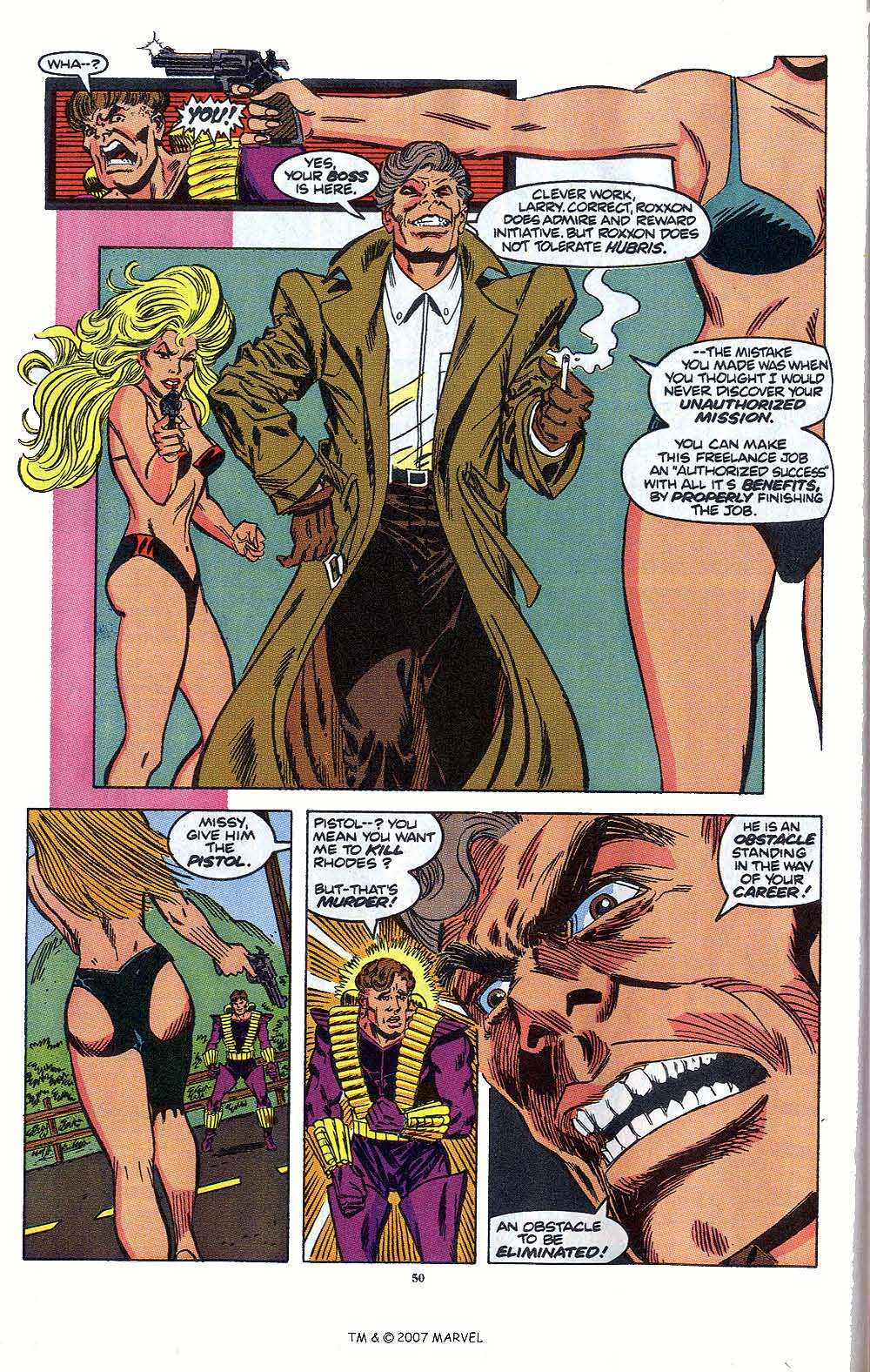 Iron Man Annual issue 12 - Page 52