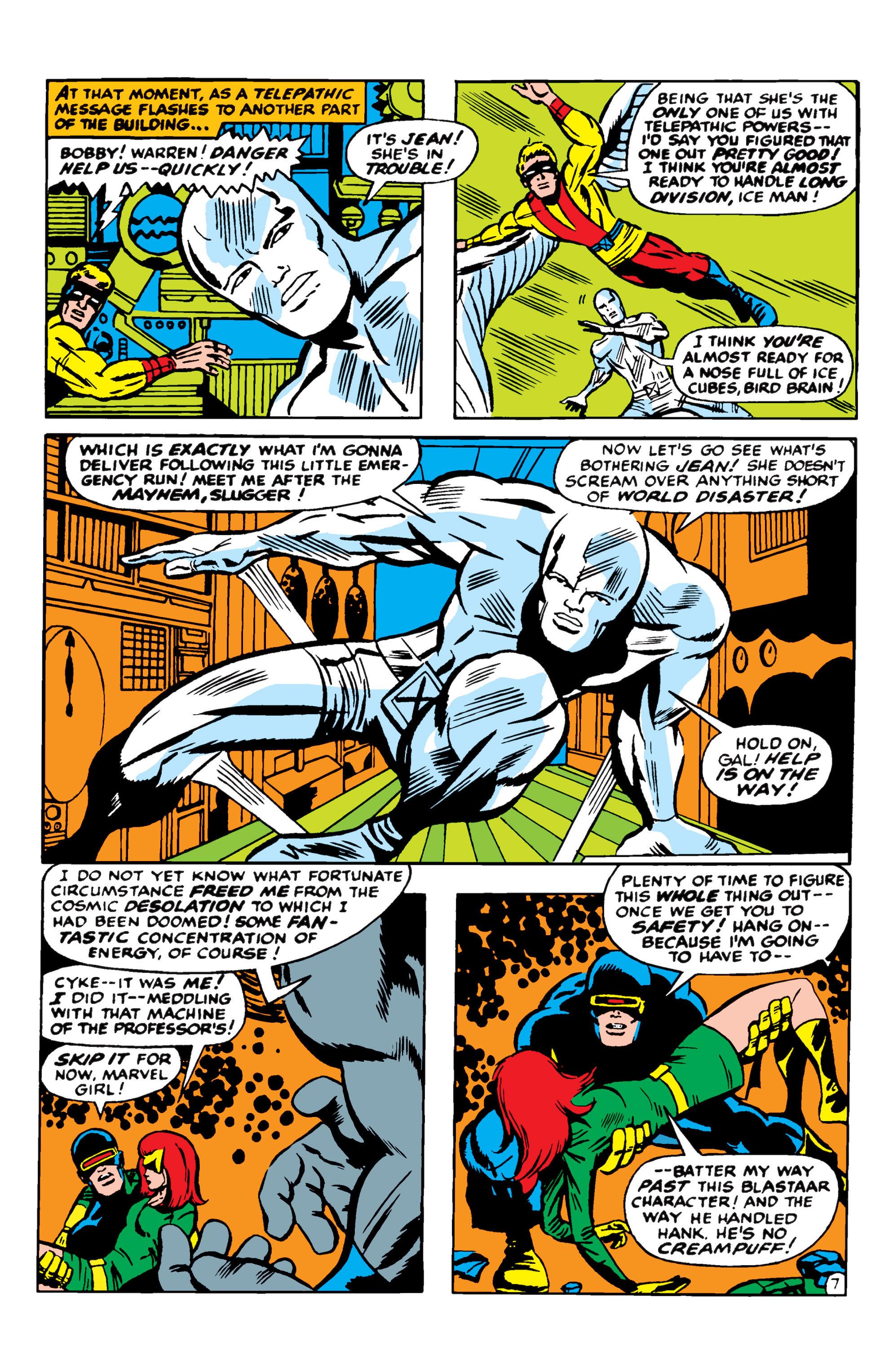 Uncanny X-Men (1963) 53 Page 7