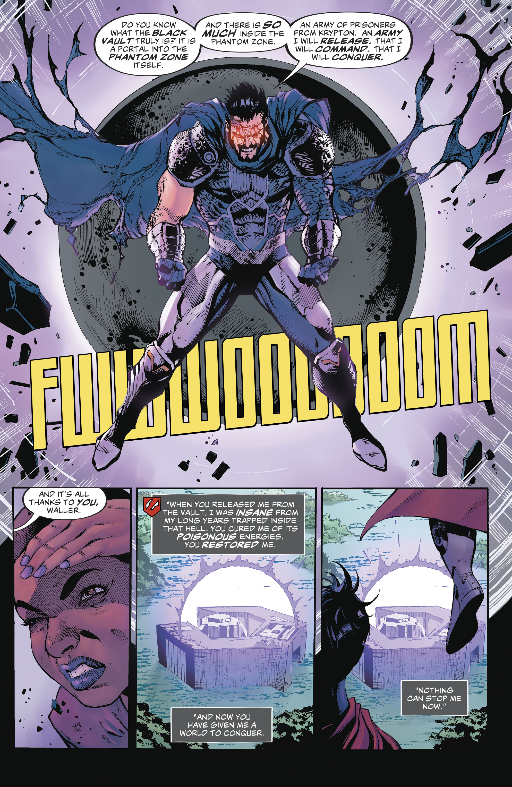 Read online Suicide Squad (2016) comic -  Issue #18 - 14