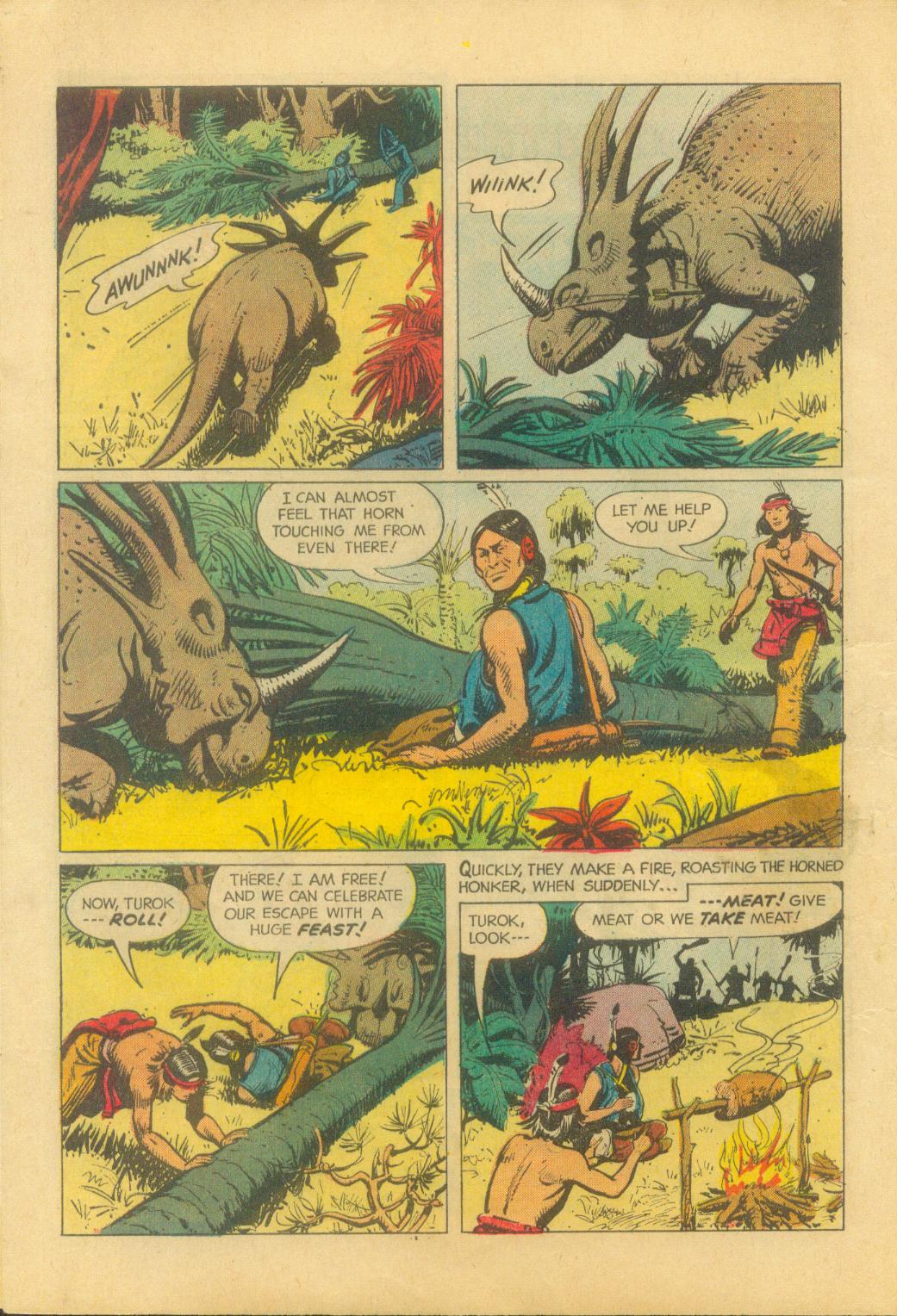 Read online Turok, Son of Stone comic -  Issue #29 - 4