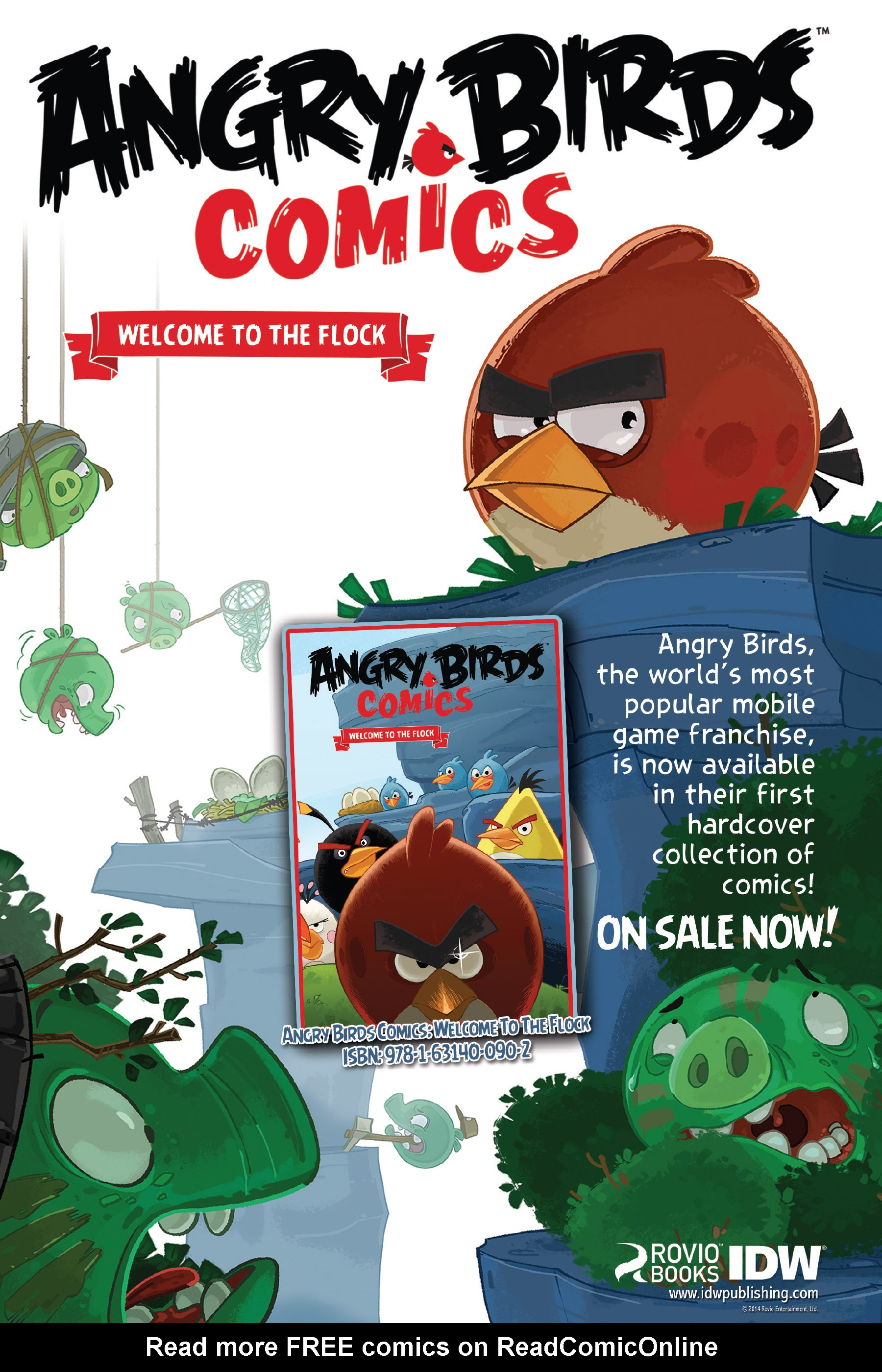 Read online Angry Birds Transformers: Age of Eggstinction comic -  Issue # Full - 92