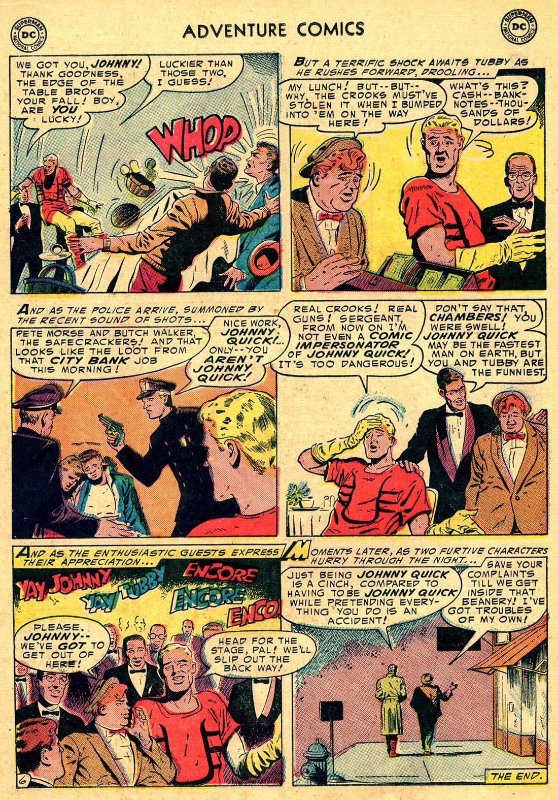 Read online Adventure Comics (1938) comic -  Issue #204 - 30