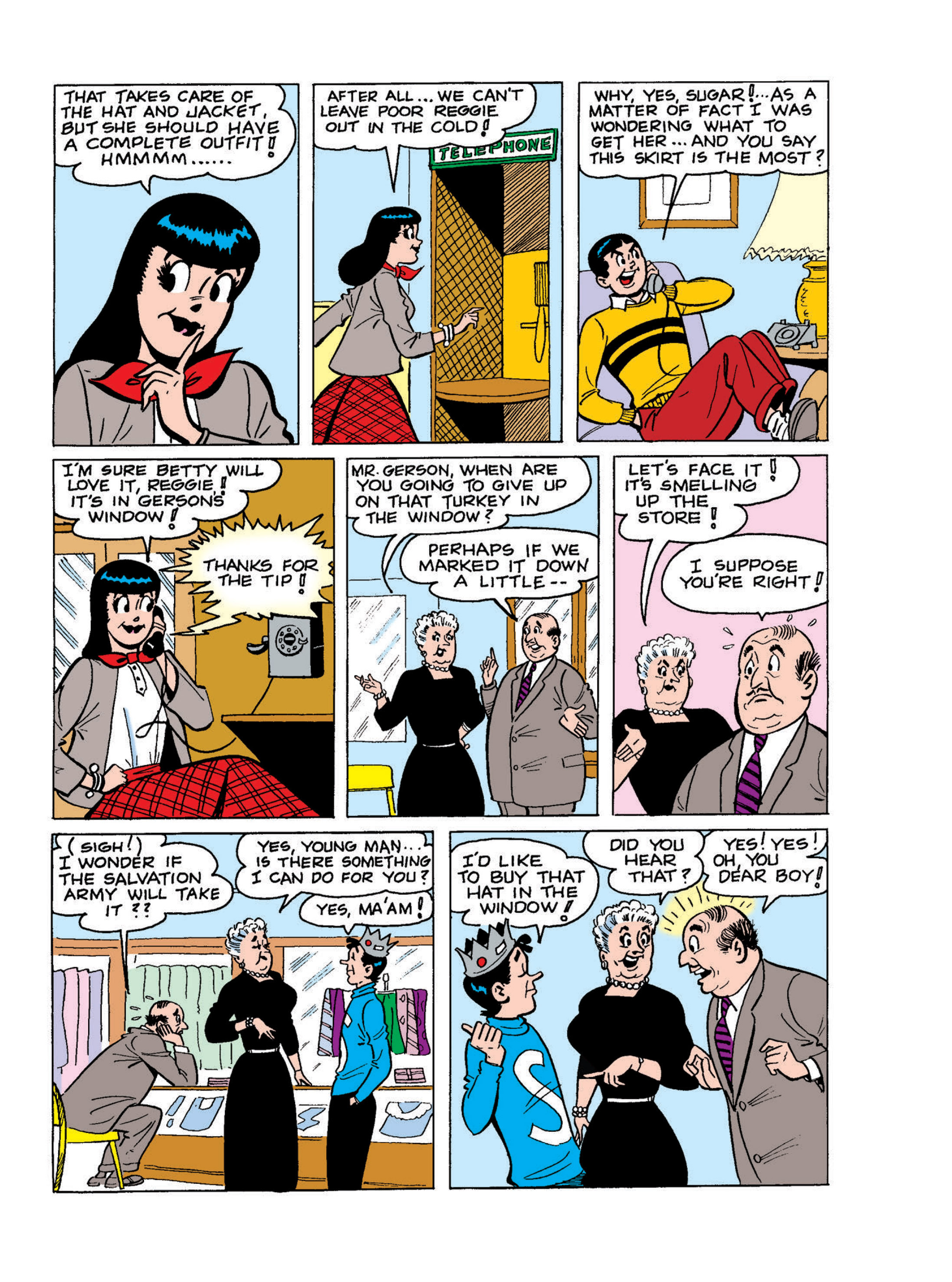 Read online Archie 1000 Page Comics Blowout! comic -  Issue # TPB (Part 2) - 75