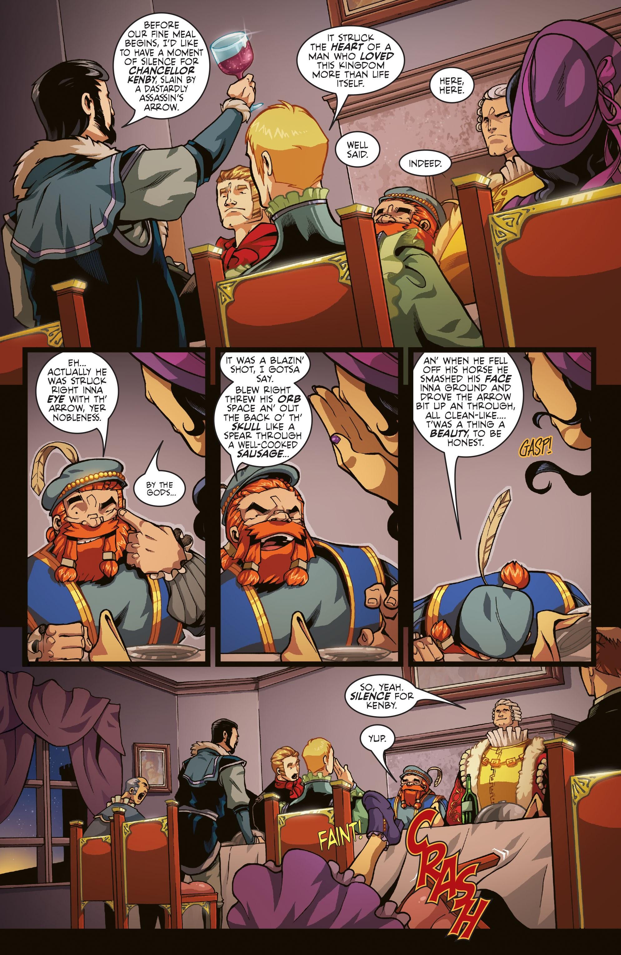 Read online Skullkickers comic -  Issue #7 - 13