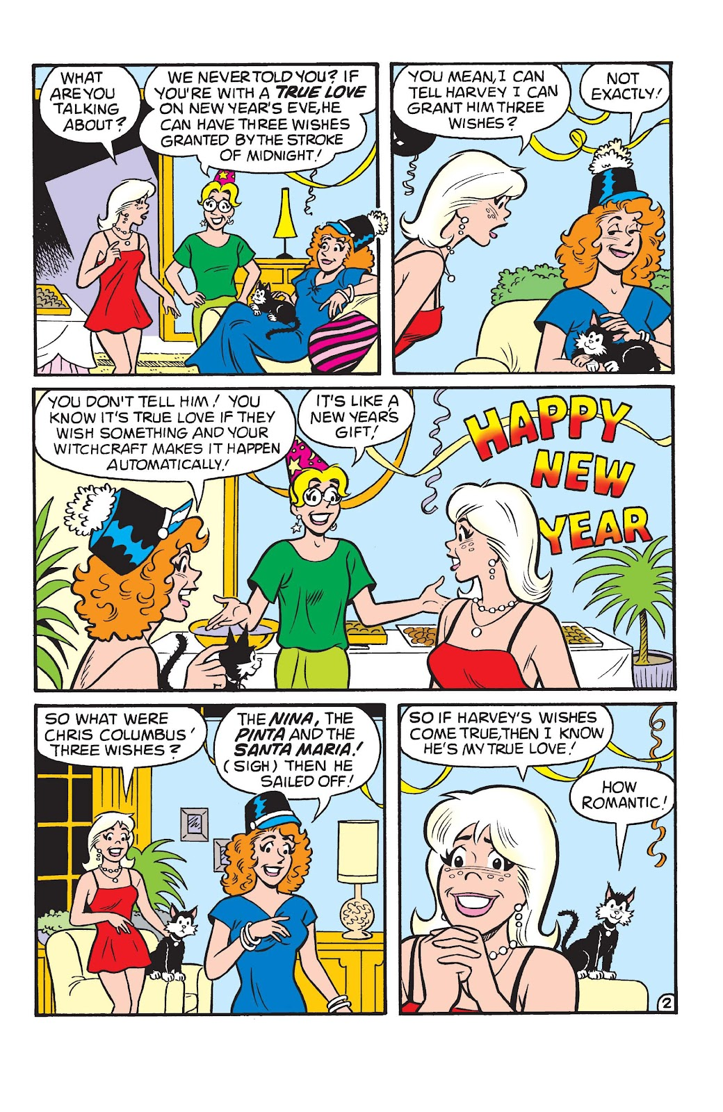 Sabrina the Teenage Witch (1997) Issue #22 #23 - English 20