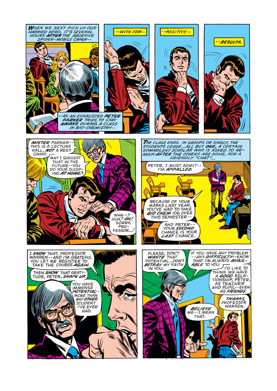 The Amazing Spider-Man (1963) 141 Page 6
