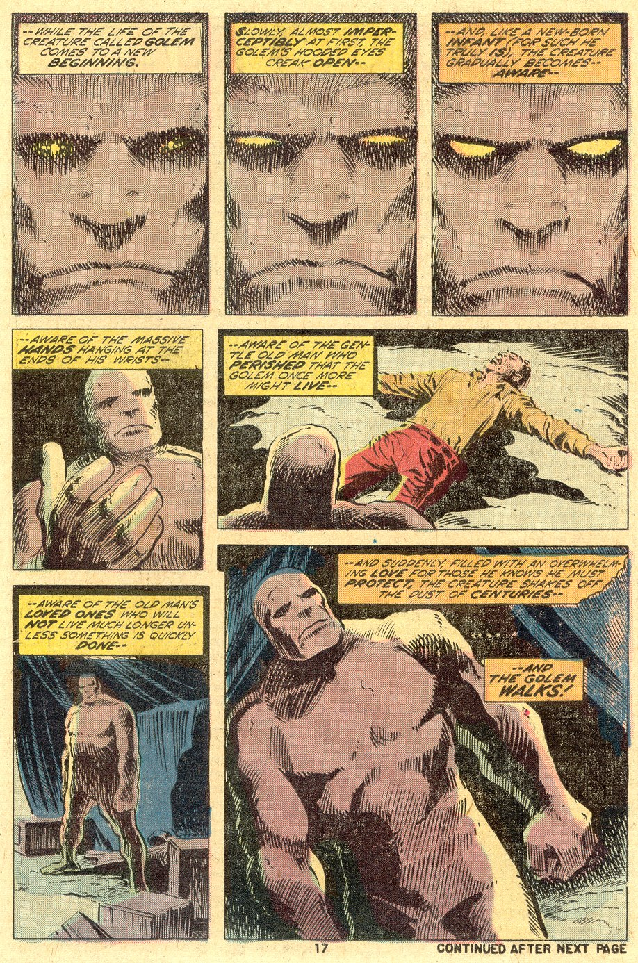 Strange Tales (1951) issue 174 - Page 12