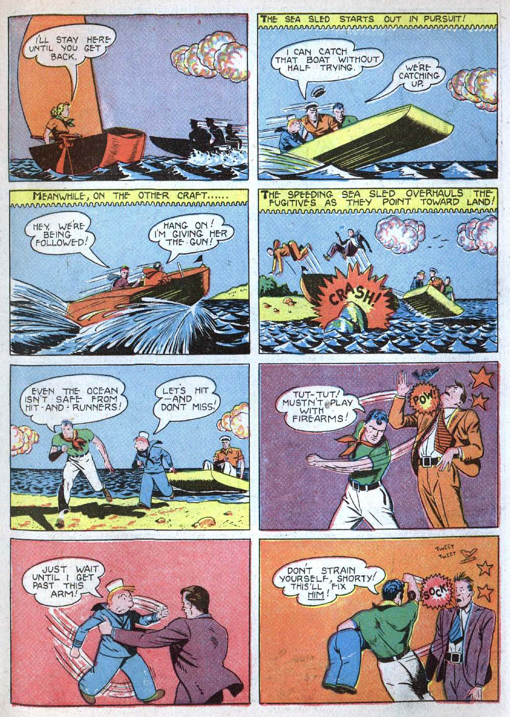 Read online Detective Comics (1937) comic -  Issue #43 - 59
