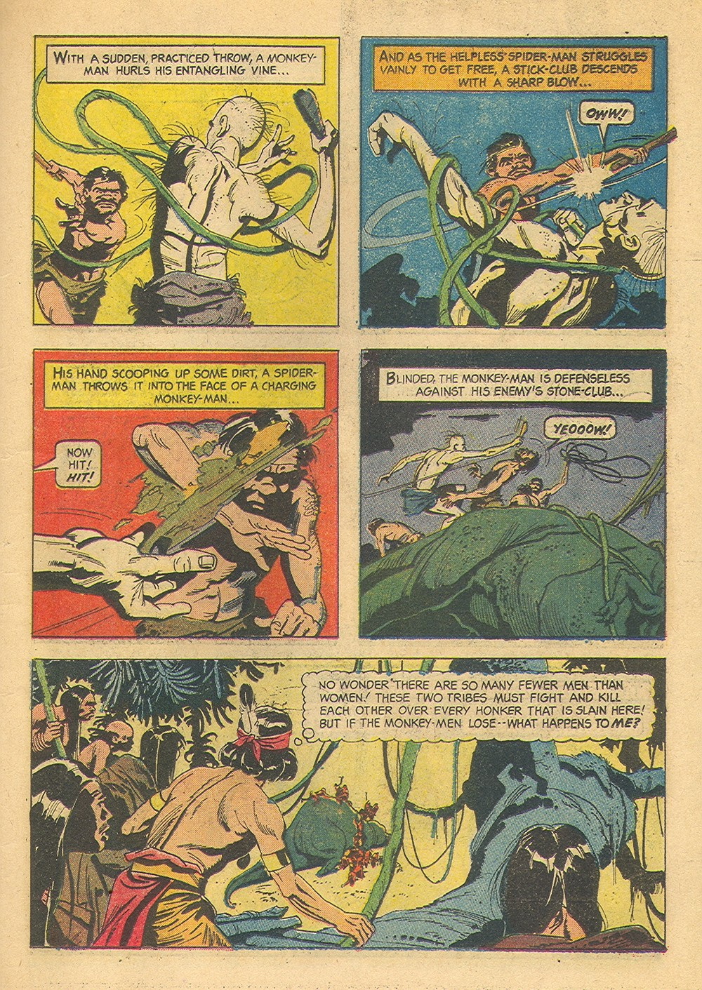 Read online Turok, Son of Stone comic -  Issue #39 - 19