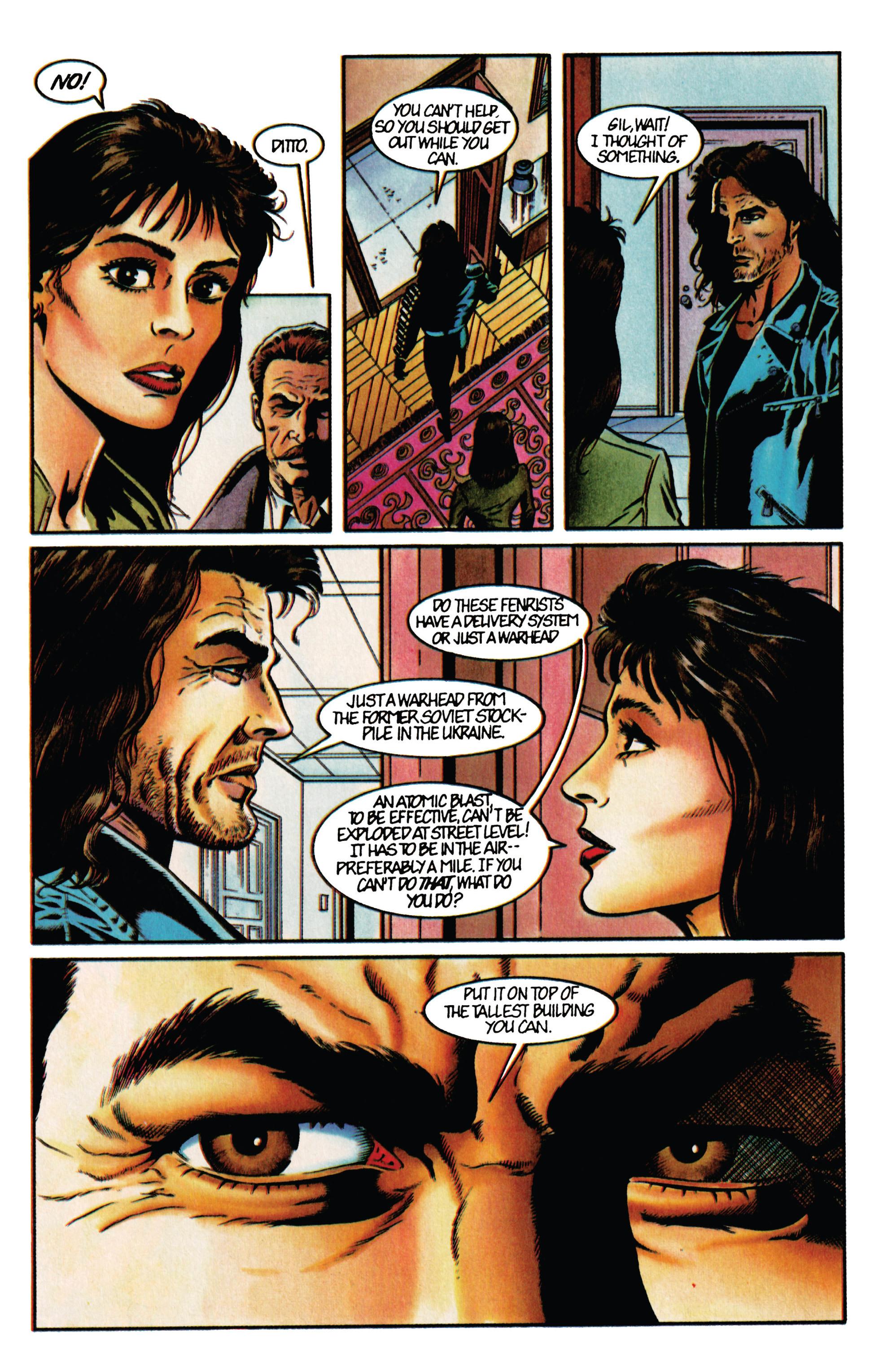 Read online Eternal Warrior (1992) comic -  Issue #36 - 12