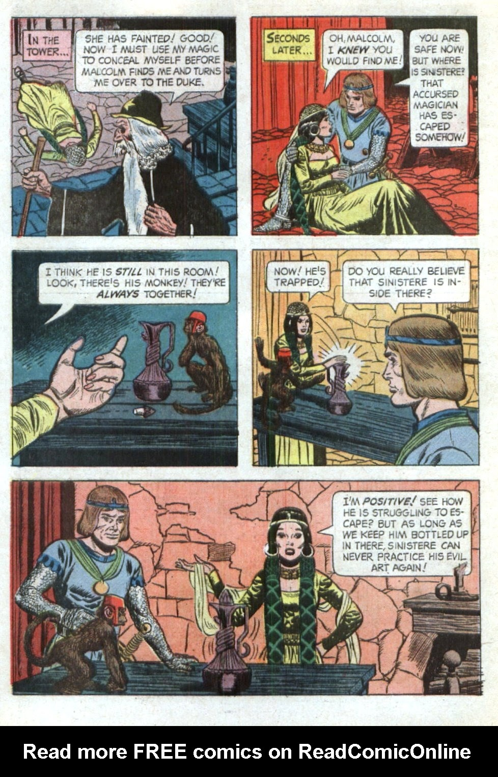 Boris Karloff Tales of Mystery issue 5 - Page 10