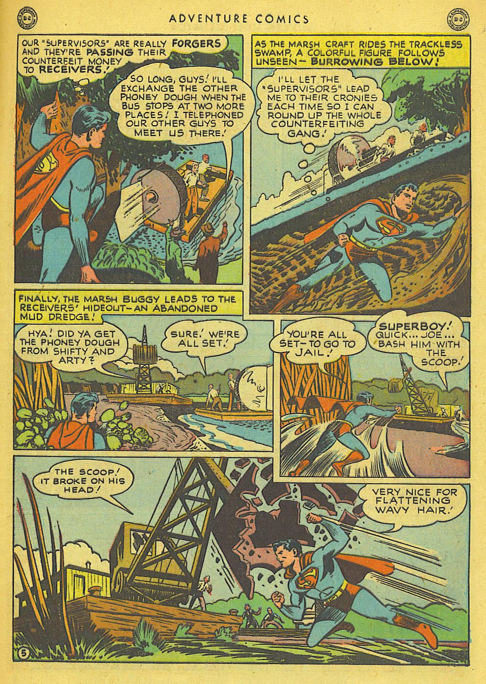 Read online Adventure Comics (1938) comic -  Issue #138 - 7