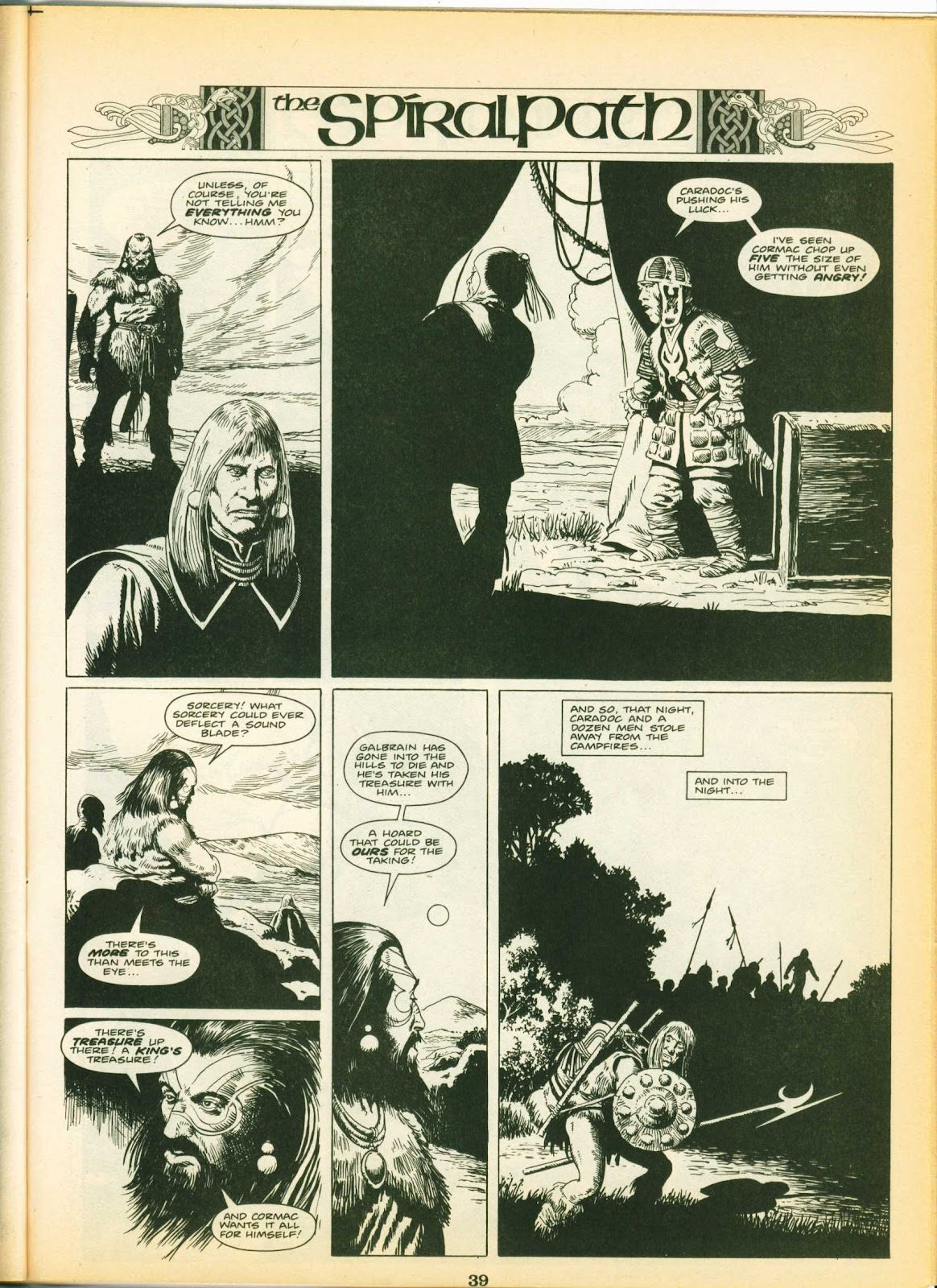 Warrior Issue #10 #11 - English 38