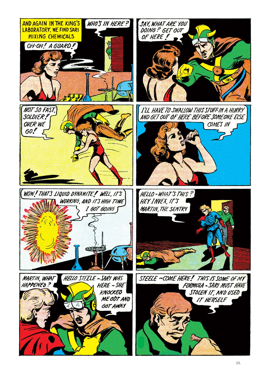 Read online The Bill Everett Archives comic -  Issue # TPB 2 (Part 1) - 24