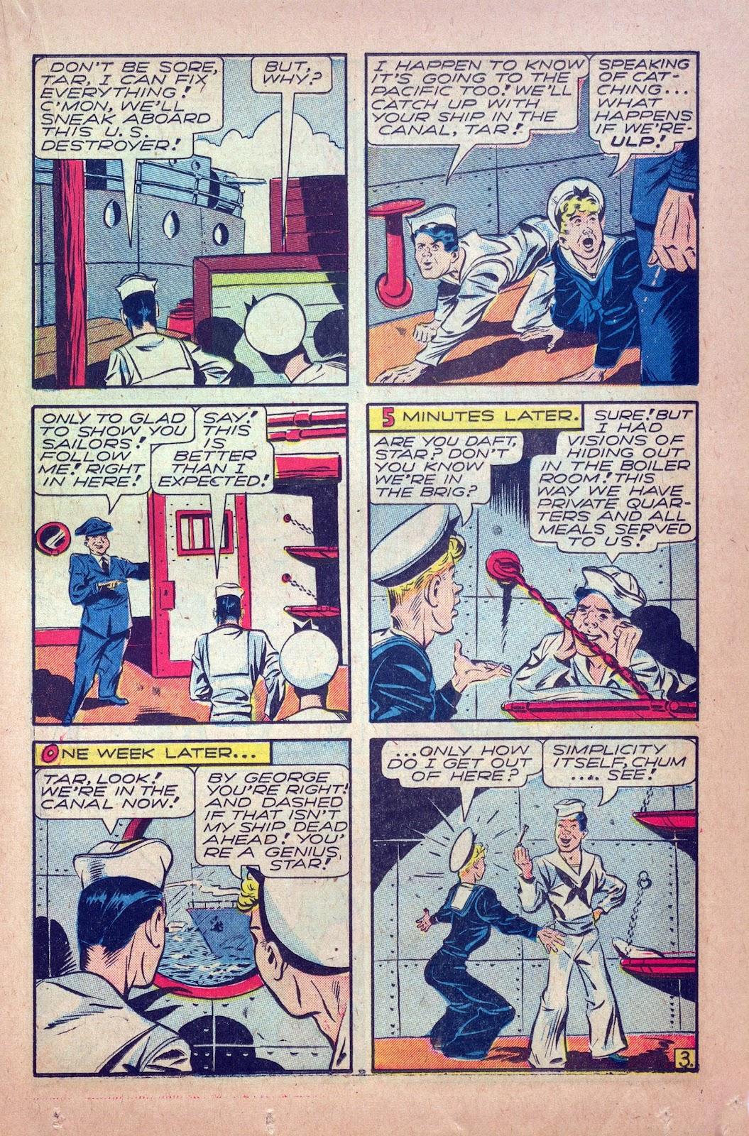 Read online Joker Comics comic -  Issue #17 - 29