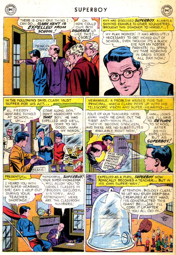 Superboy (1949) issue 71 - Page 15
