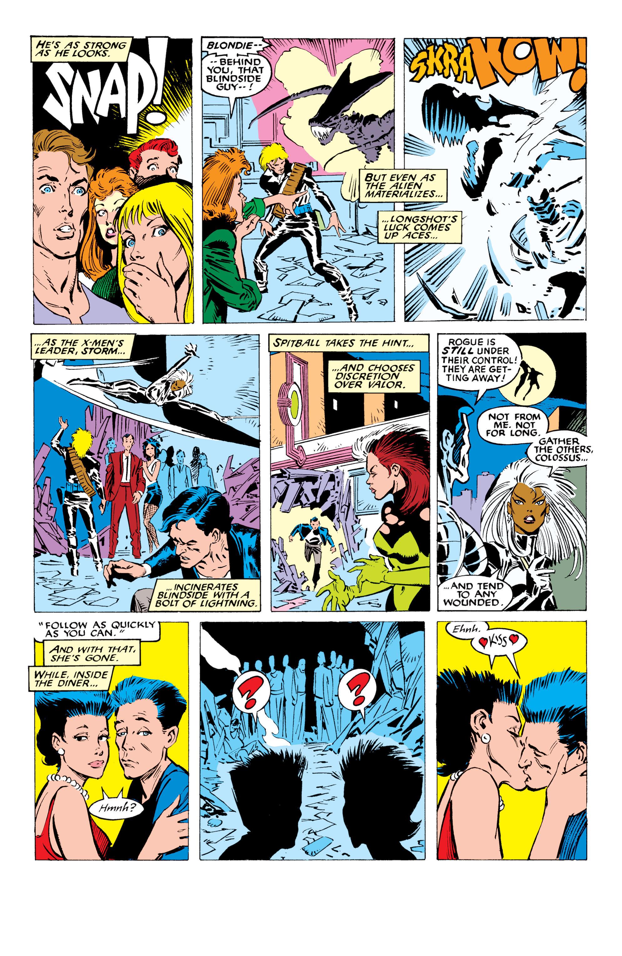 Read online Uncanny X-Men (1963) comic -  Issue #234 - 7