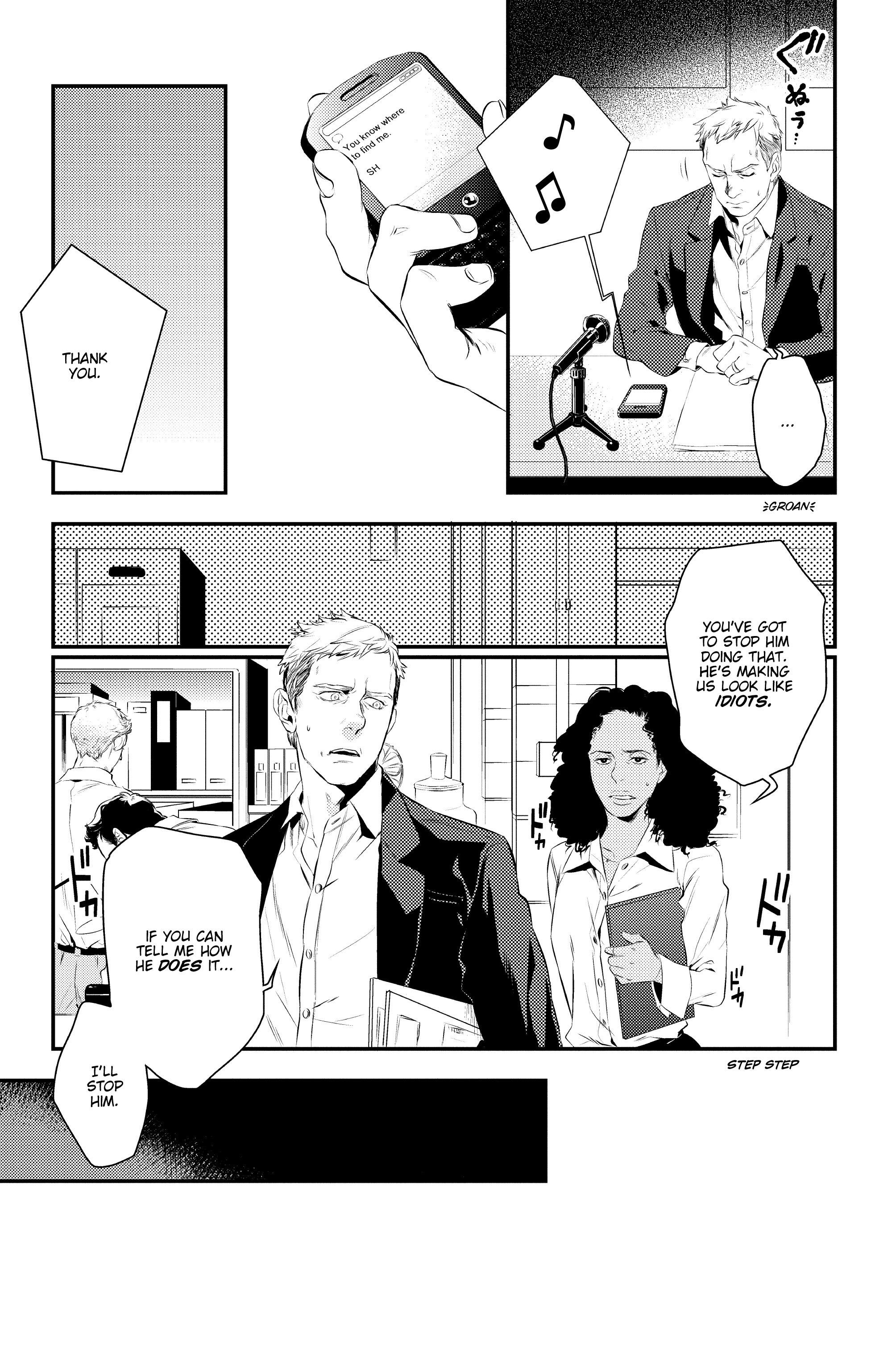 Read online Sherlock: A Study In Pink comic -  Issue #1 - 15