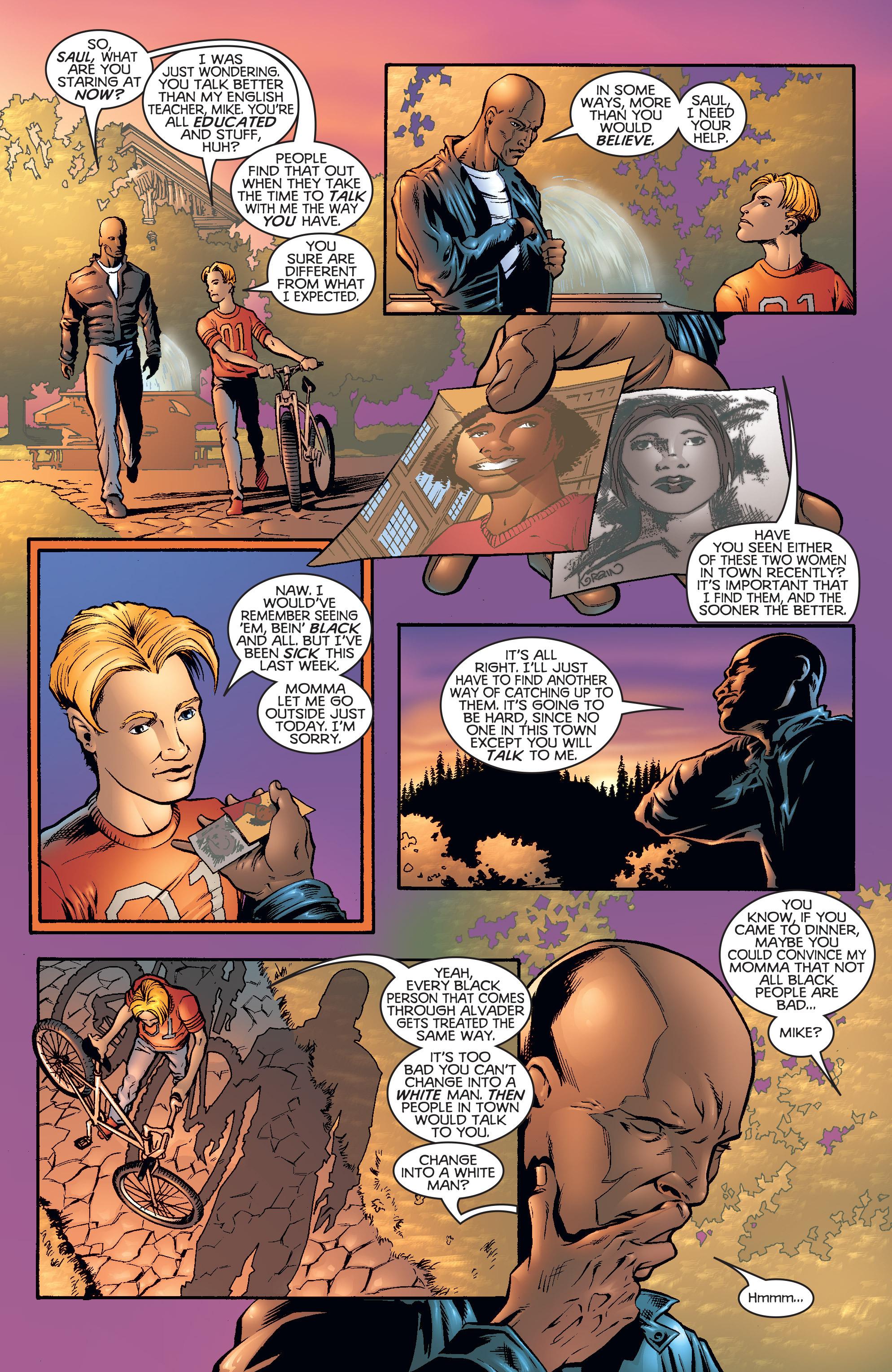 Read online Shadowman (1997) comic -  Issue #19 - 10