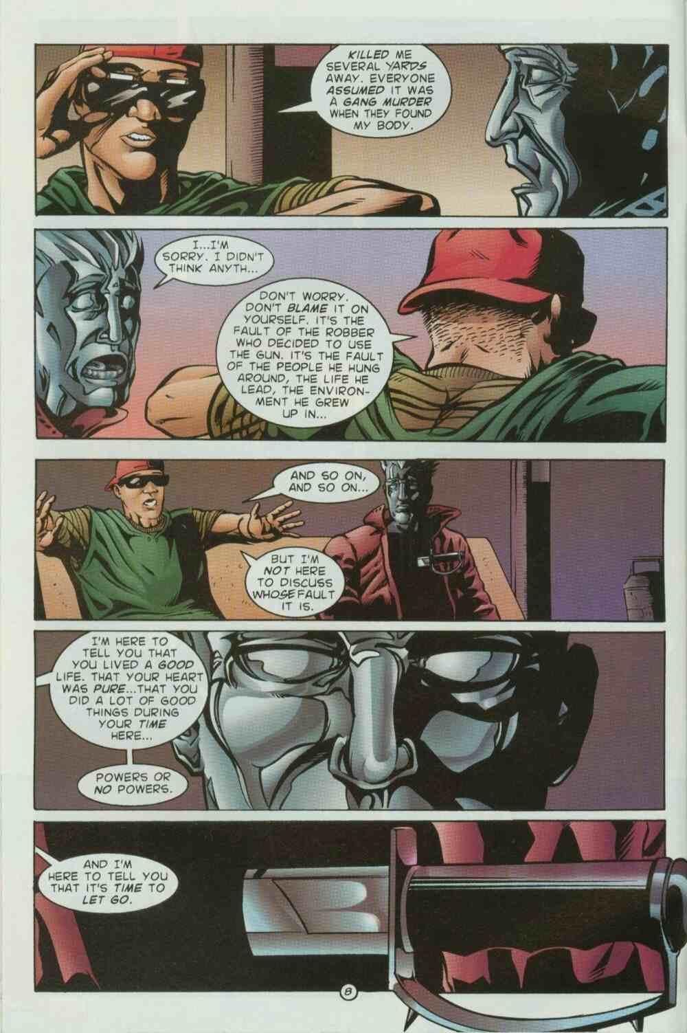 Read online Ultraverse Premiere comic -  Issue #7 - 10