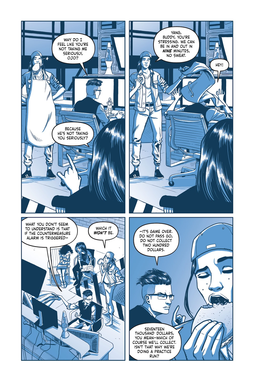 Read online Under the Moon: A Catwoman Tale comic -  Issue # TPB (Part 2) - 28