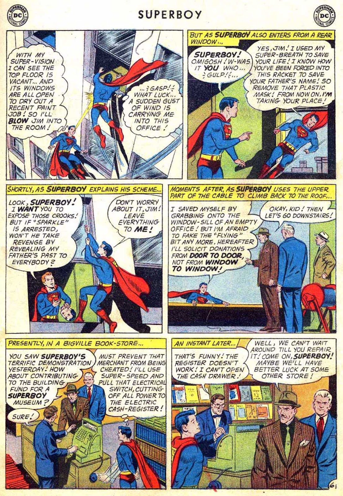 Superboy (1949) issue 91 - Page 16